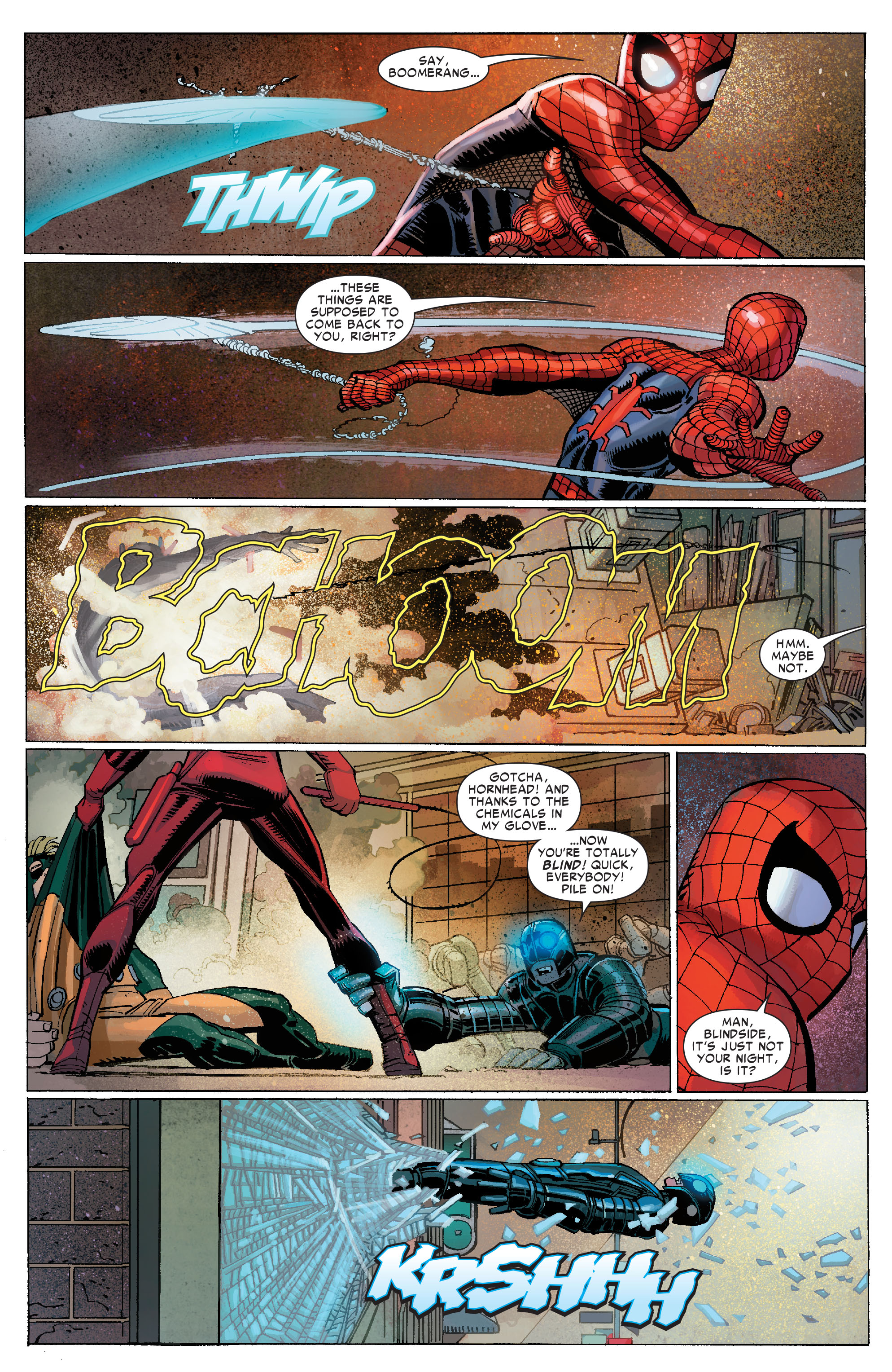 The Amazing Spider-Man (1963) 600 Page 7