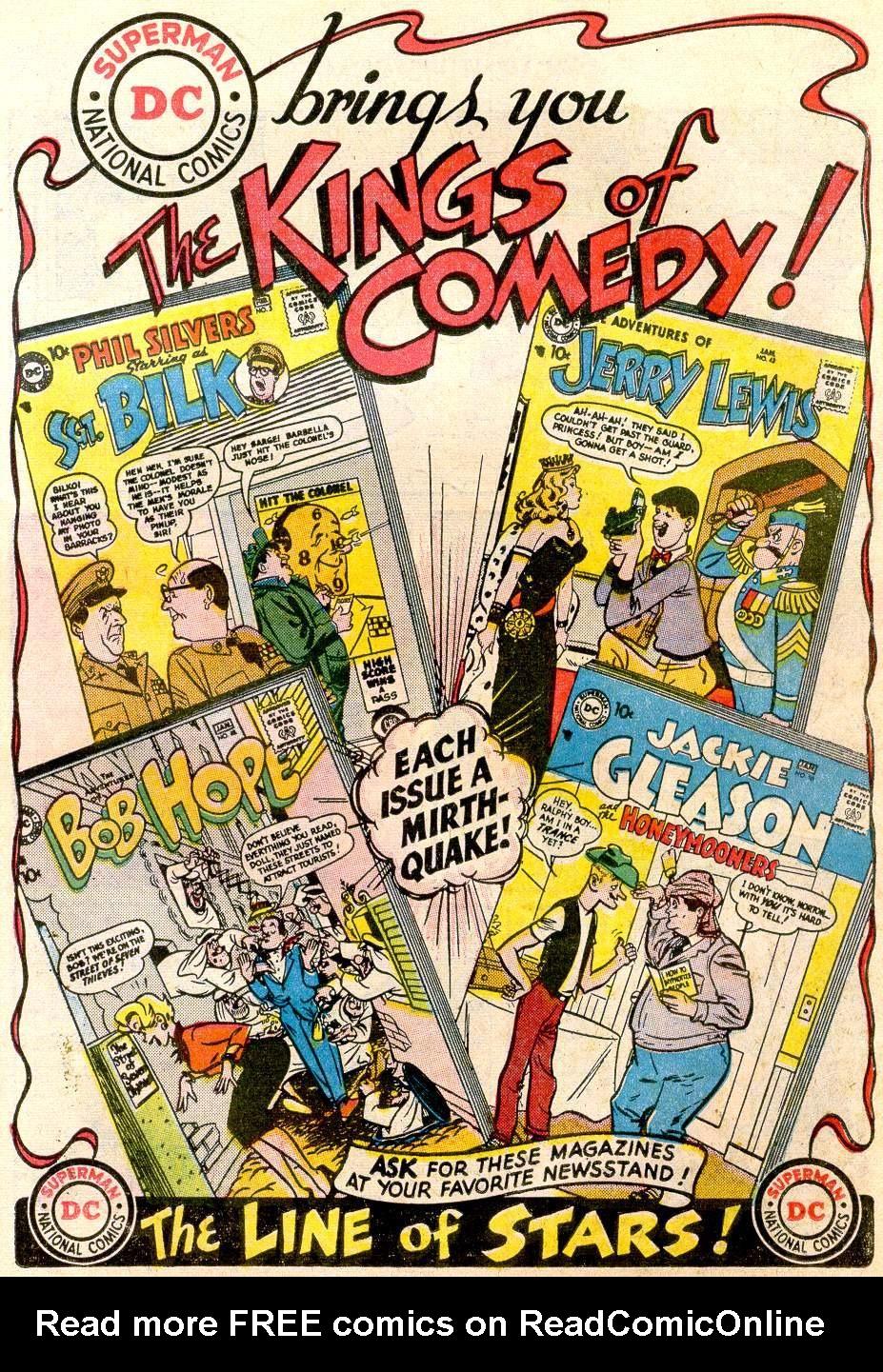 Read online Adventure Comics (1938) comic -  Issue #244 - 15