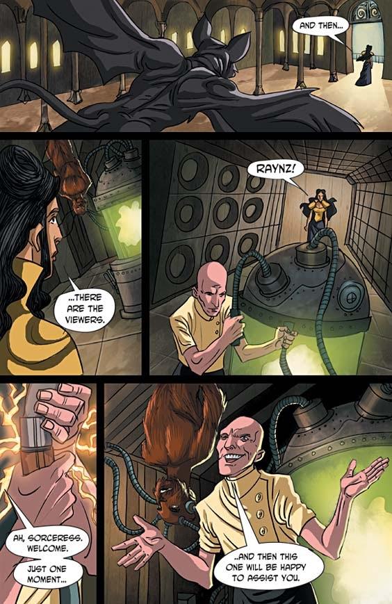 Read online Tin Man comic -  Issue # Full - 10