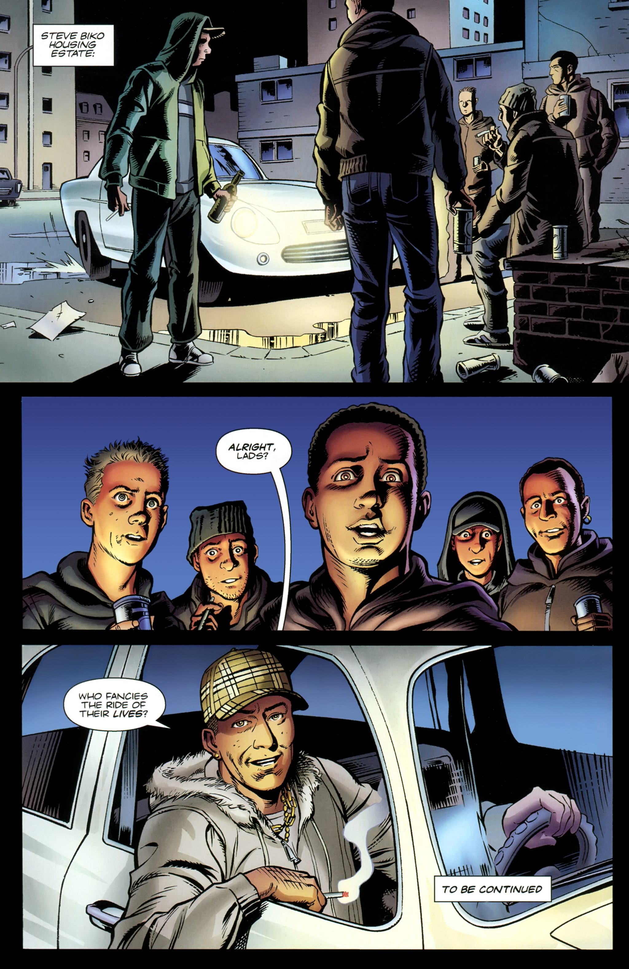Read online Secret Service comic -  Issue #3 - 25
