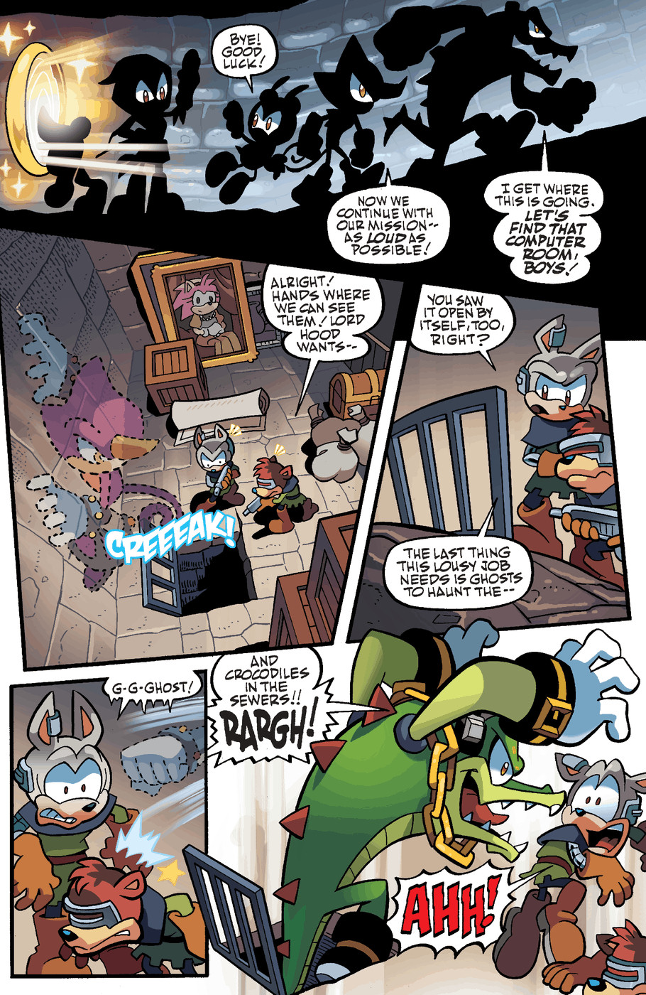 Read online Sonic Universe comic -  Issue #47 - 7