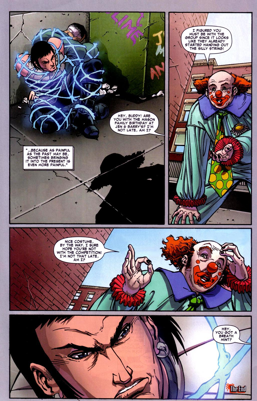 Read online Araña: Heart of the Spider comic -  Issue #7 - 24