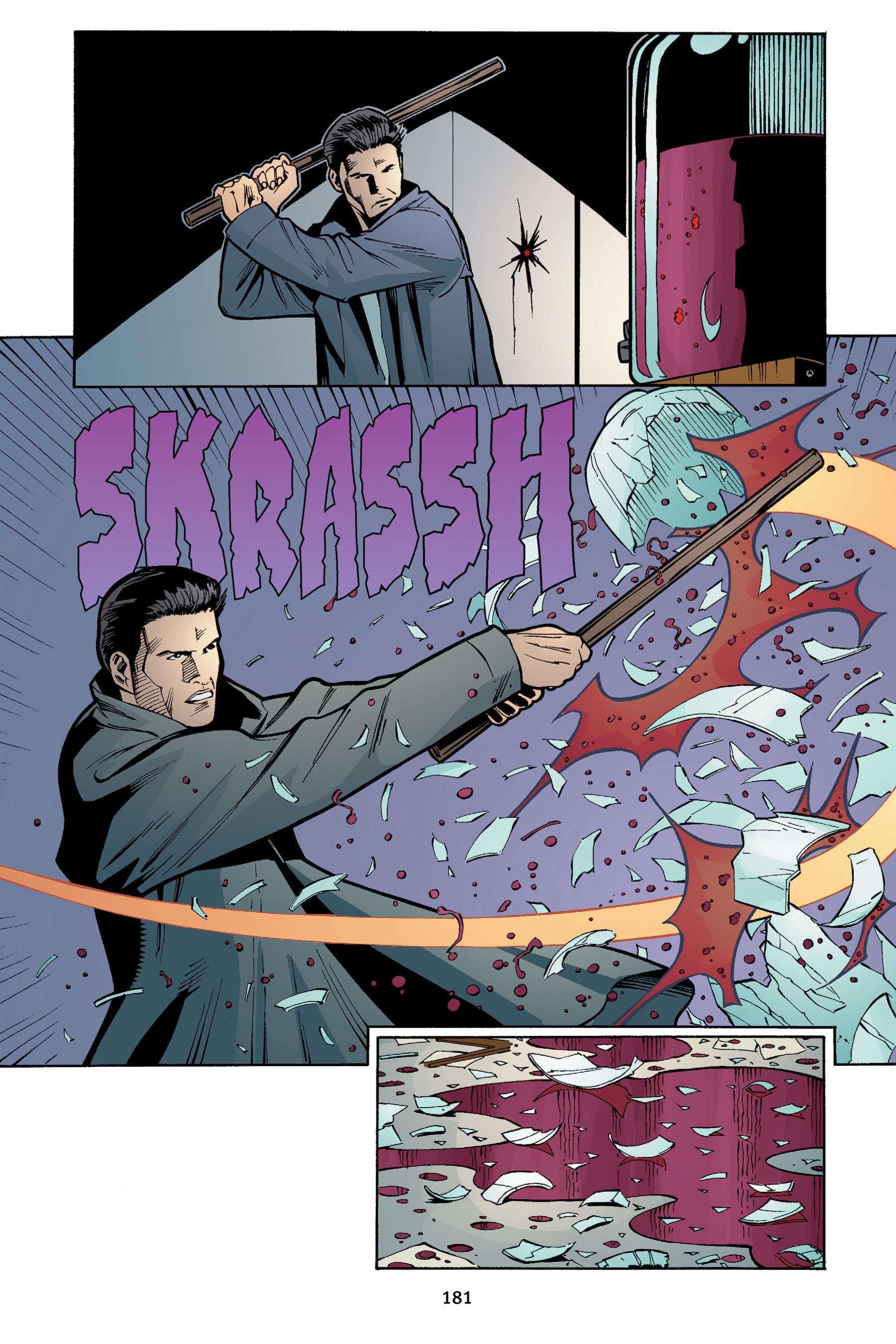 Read online Buffy the Vampire Slayer: Omnibus comic -  Issue # TPB 4 - 182