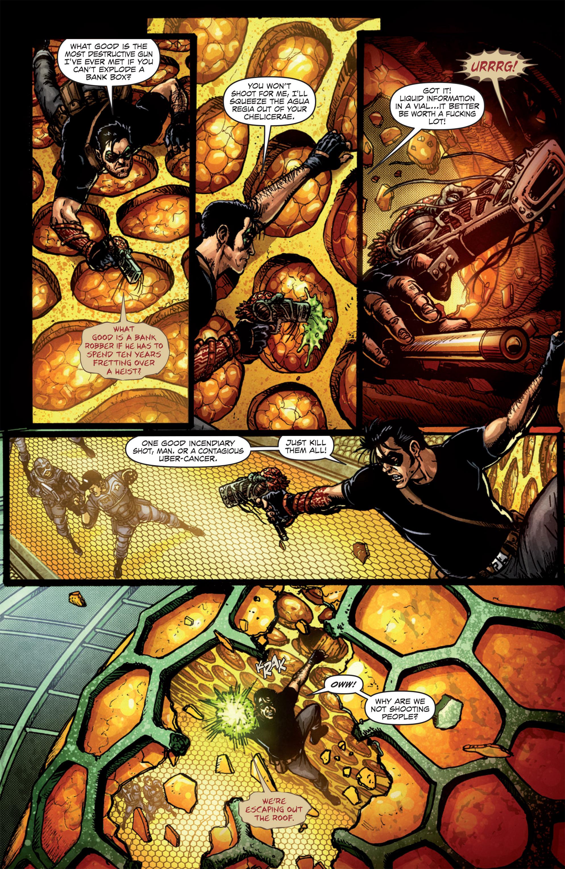 Read online Ballistic (2013) comic -  Issue #1 - 24