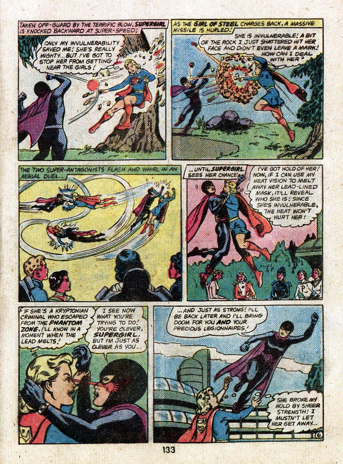 Read online Adventure Comics (1938) comic -  Issue #500 - 133