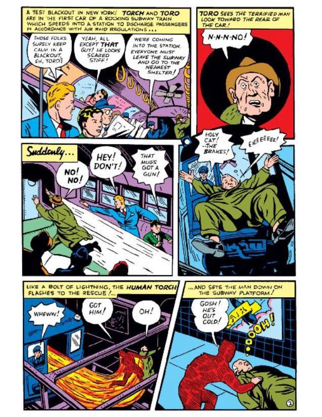Read online All-Winners Comics comic -  Issue #5 - 5