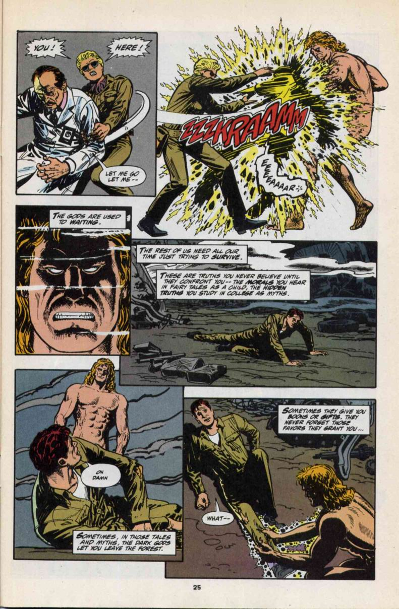 Read online Doctor Zero comic -  Issue #7 - 27