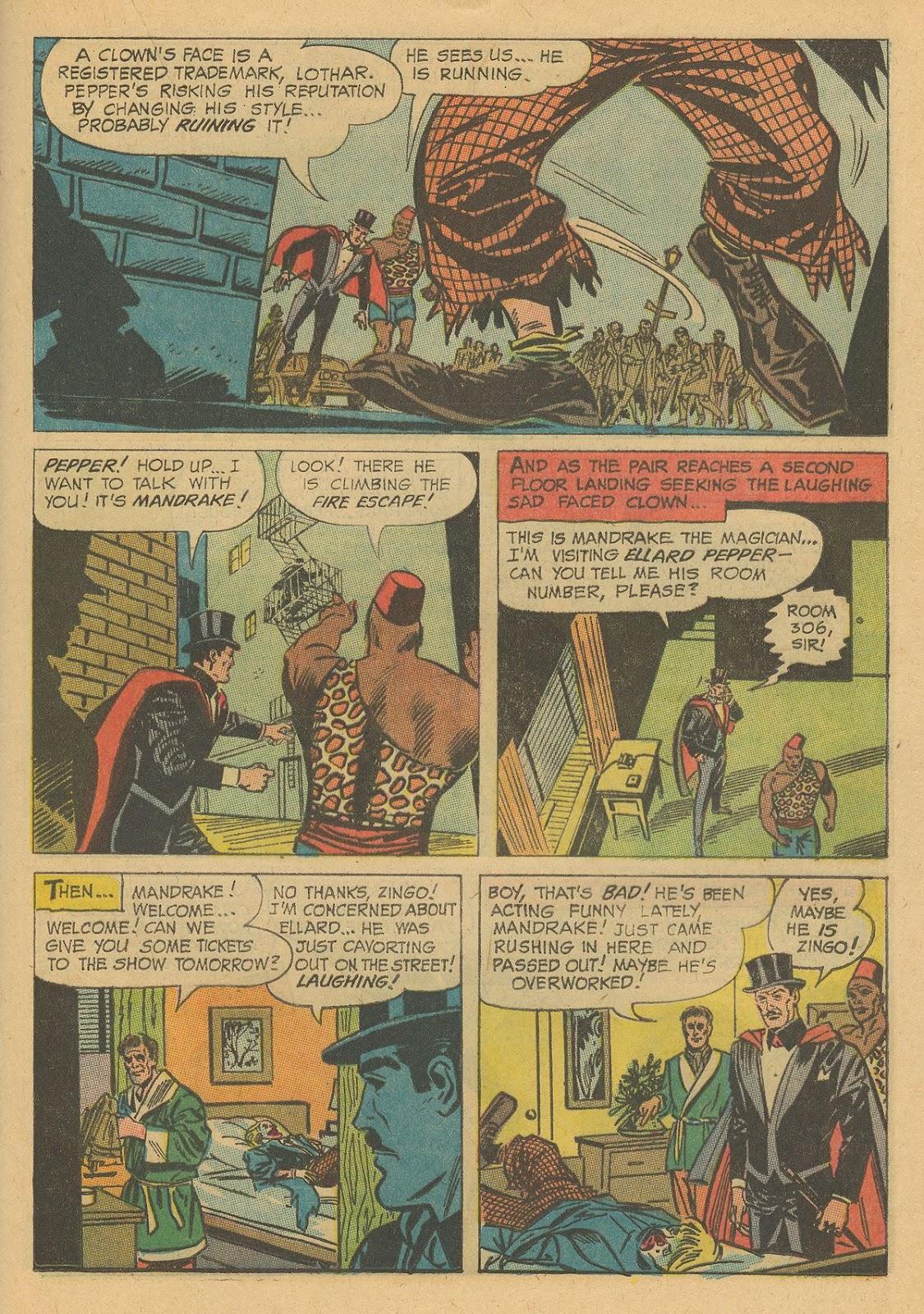 Flash Gordon (1966) issue 2 - Page 21