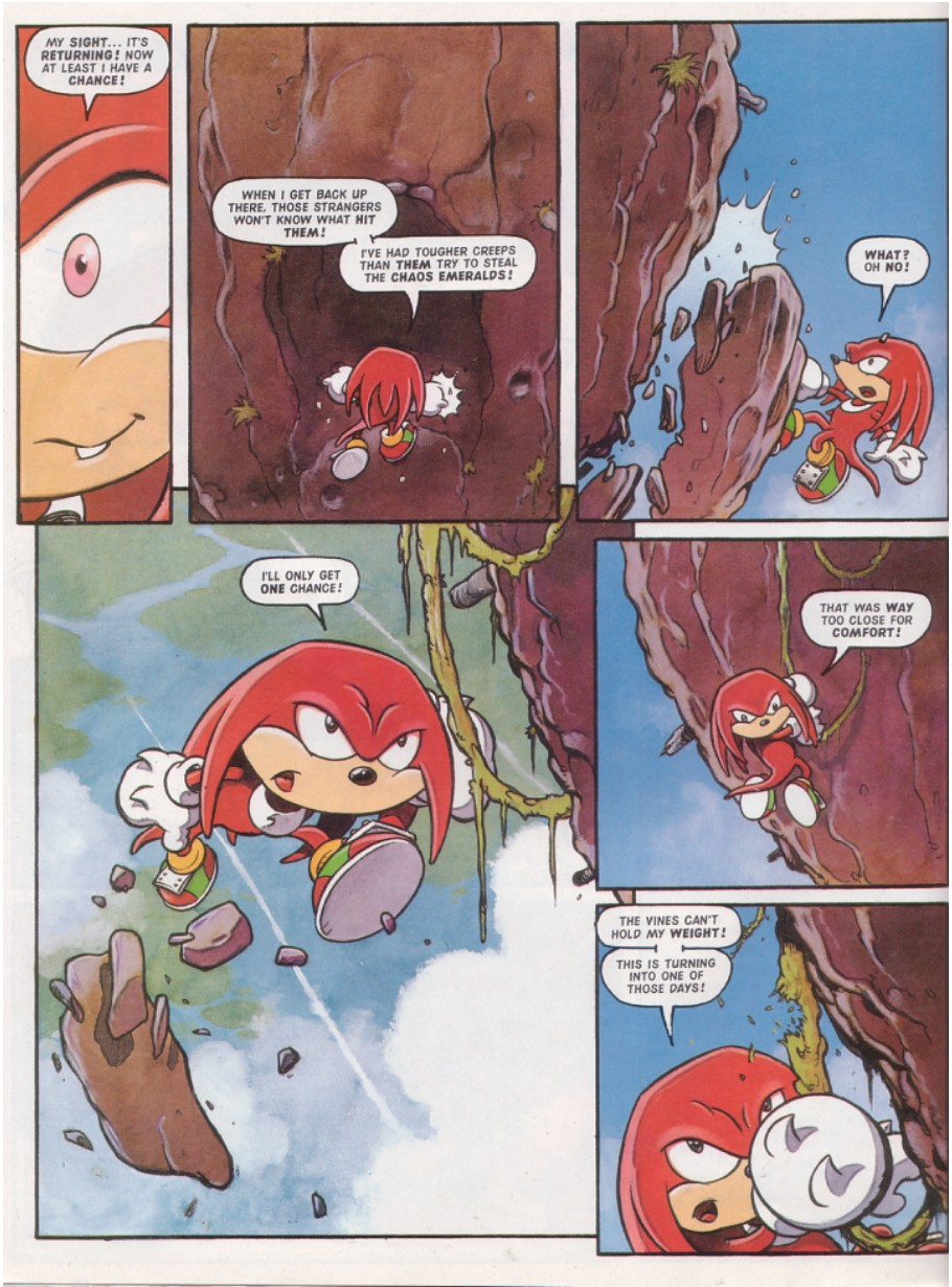 Read online Sonic the Comic comic -  Issue #136 - 11