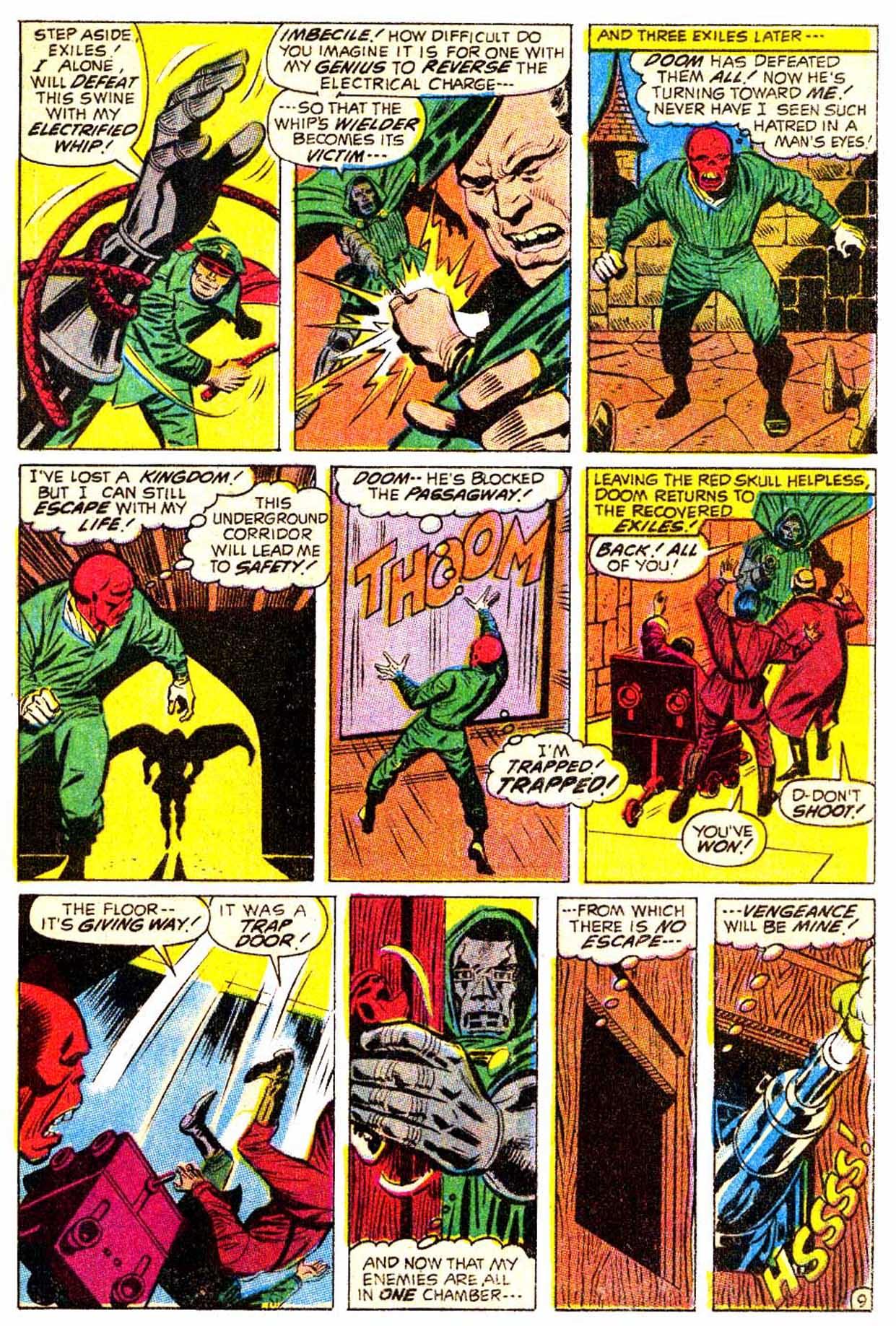 Read online Astonishing Tales (1970) comic -  Issue #5 - 10