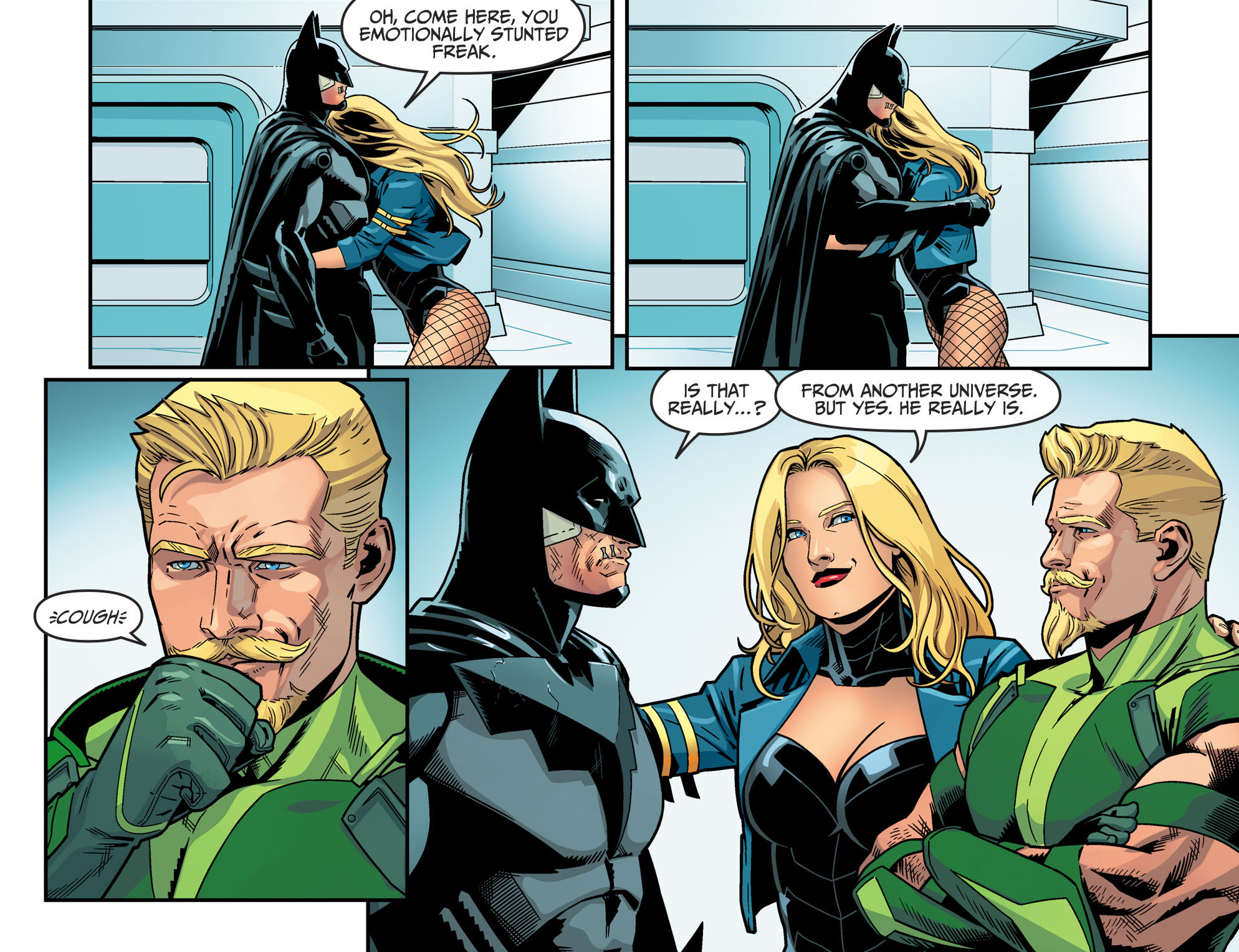 Read online Injustice 2 comic -  Issue #4 - 11