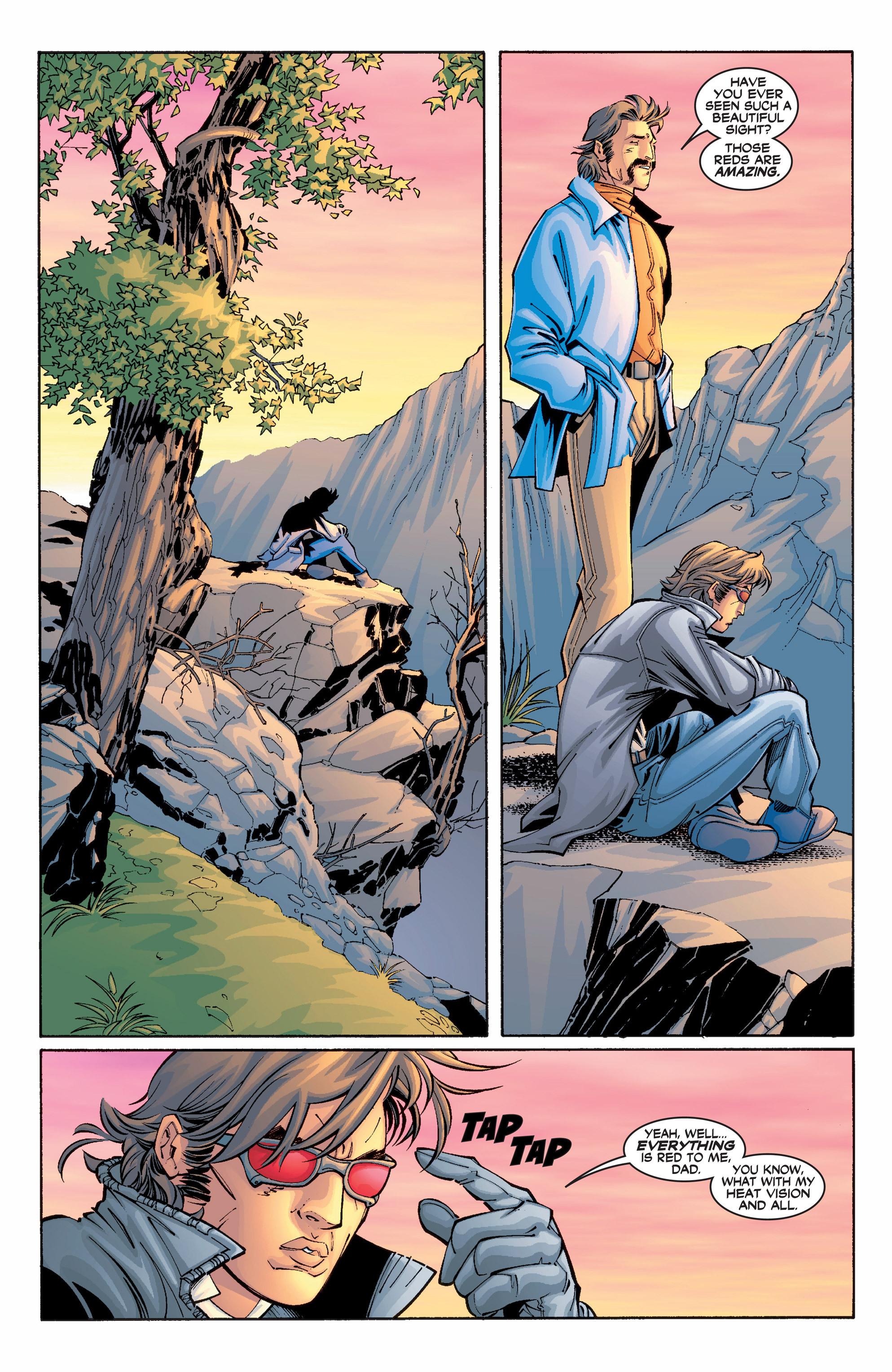 Read online Uncanny X-Men (1963) comic -  Issue #391 - 12