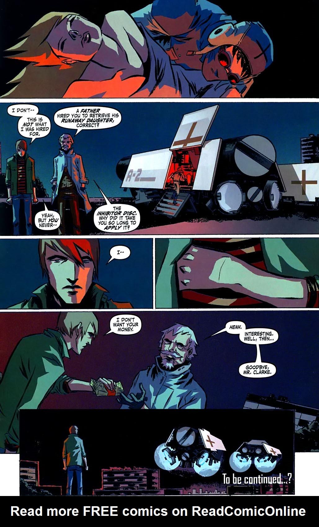 Read online Amazing Fantasy (2004) comic -  Issue #15 - 50