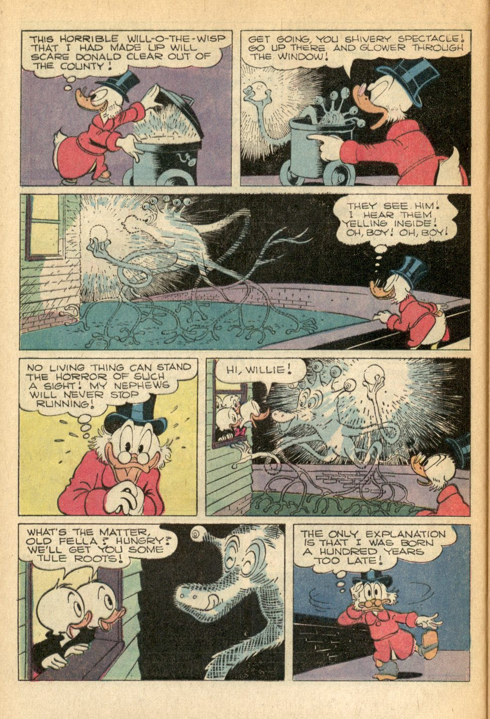 Read online Uncle Scrooge (1953) comic -  Issue #101 - 12