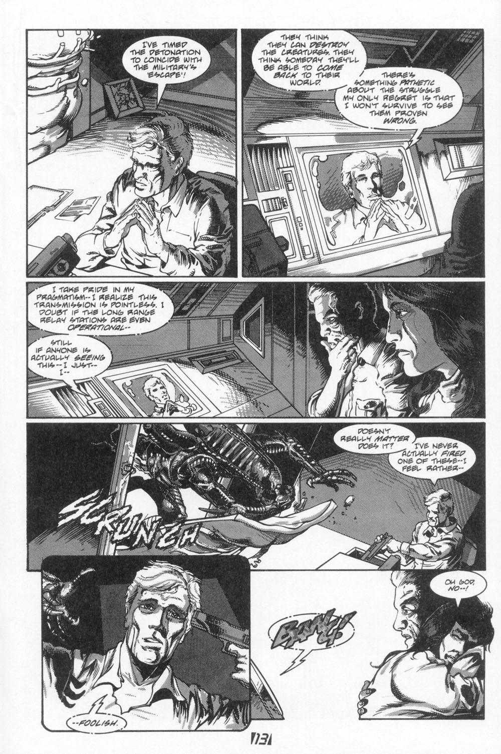 Read online Aliens (1988) comic -  Issue #6 - 15