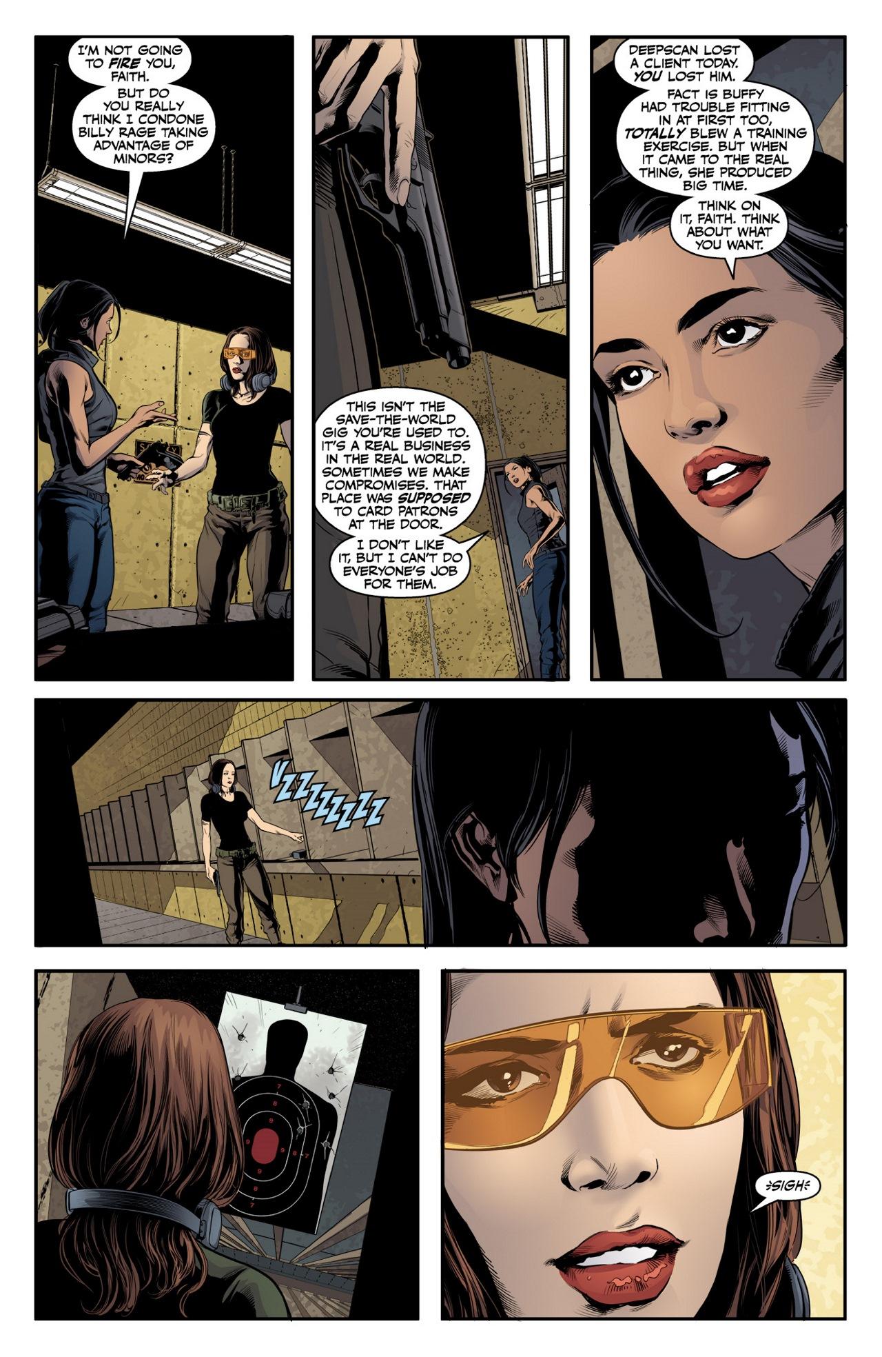 Read online Angel & Faith Season 10 comic -  Issue #3 - 13