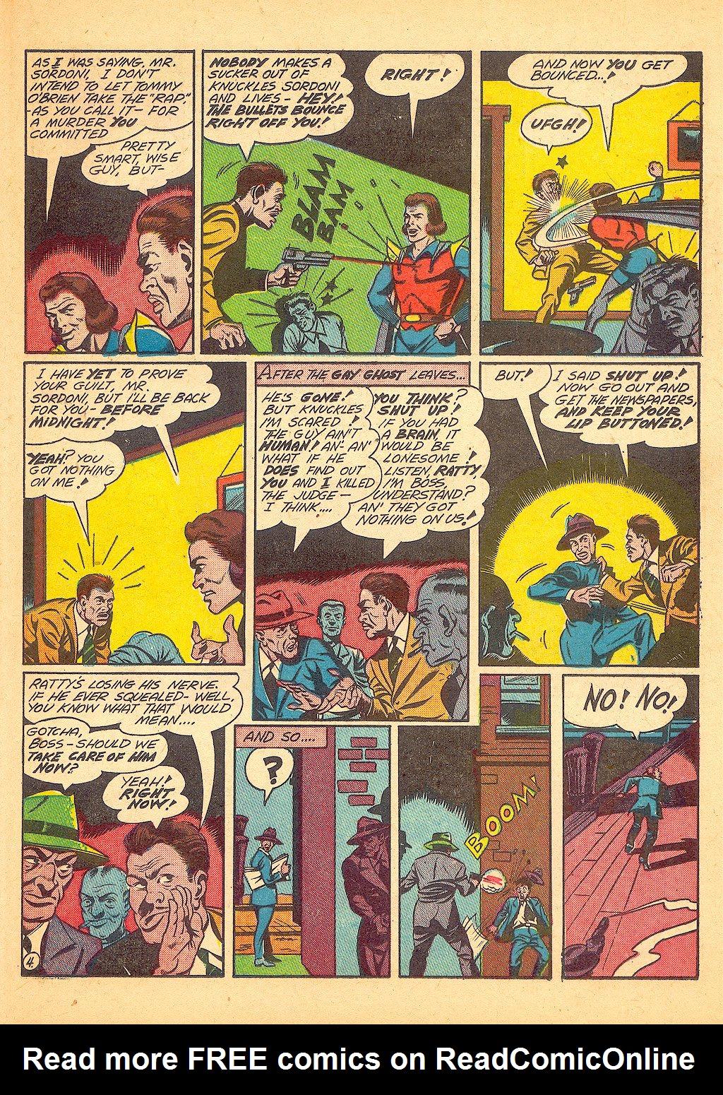 Read online Sensation (Mystery) Comics comic -  Issue #25 - 35