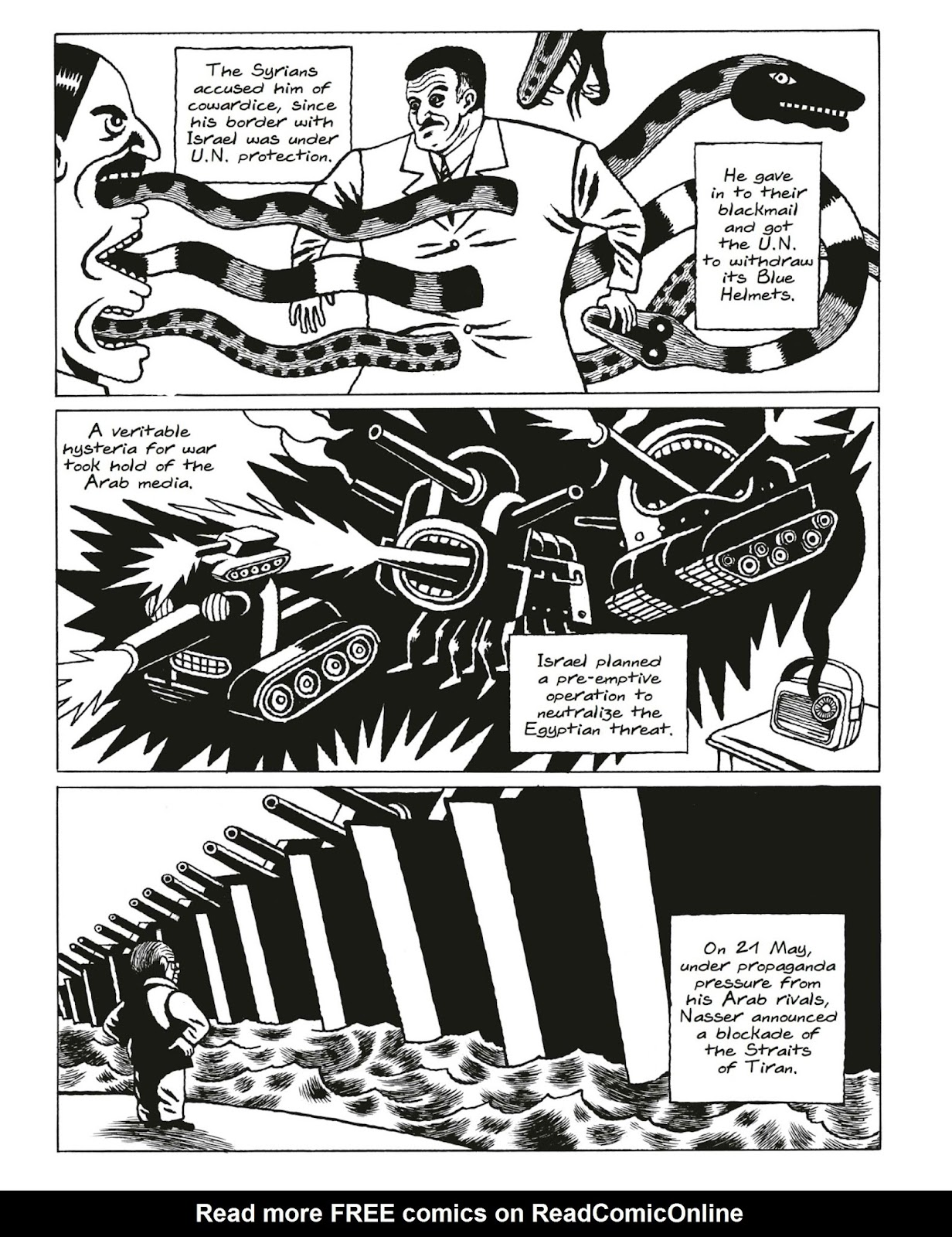 Best of Enemies: A History of US and Middle East Relations issue TPB_2 - Page 20