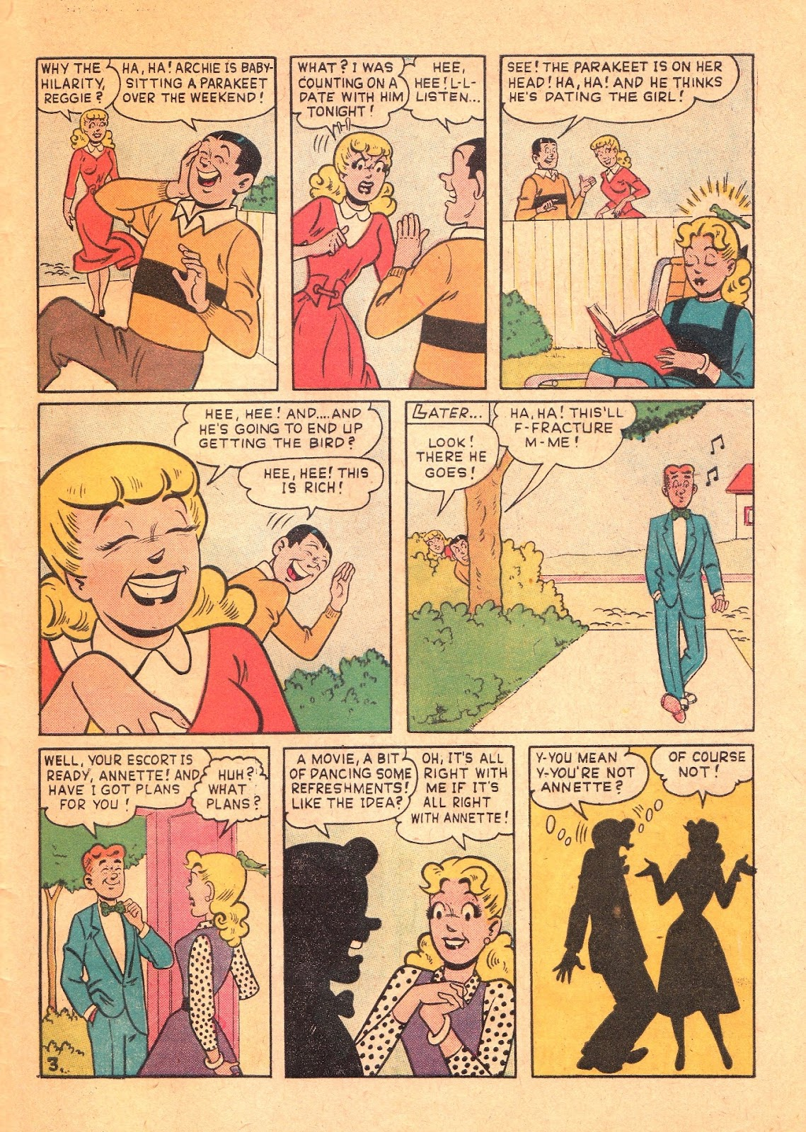 Archie Comics issue 094 - Page 33