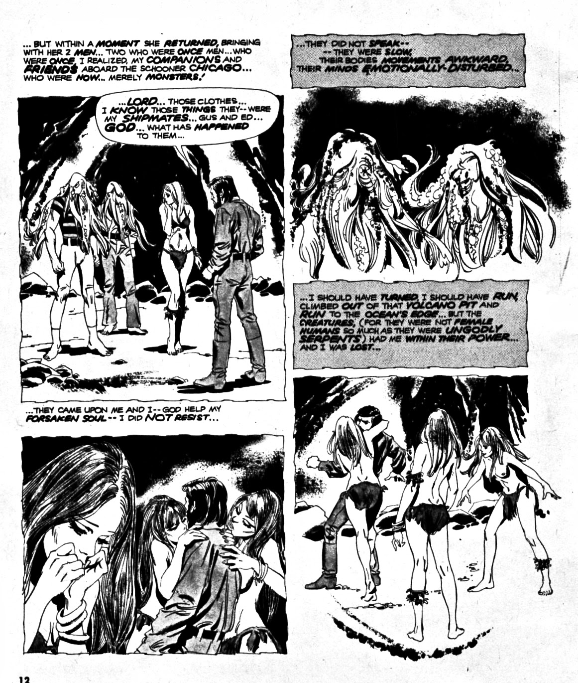 Scream (1973) issue 7 - Page 12