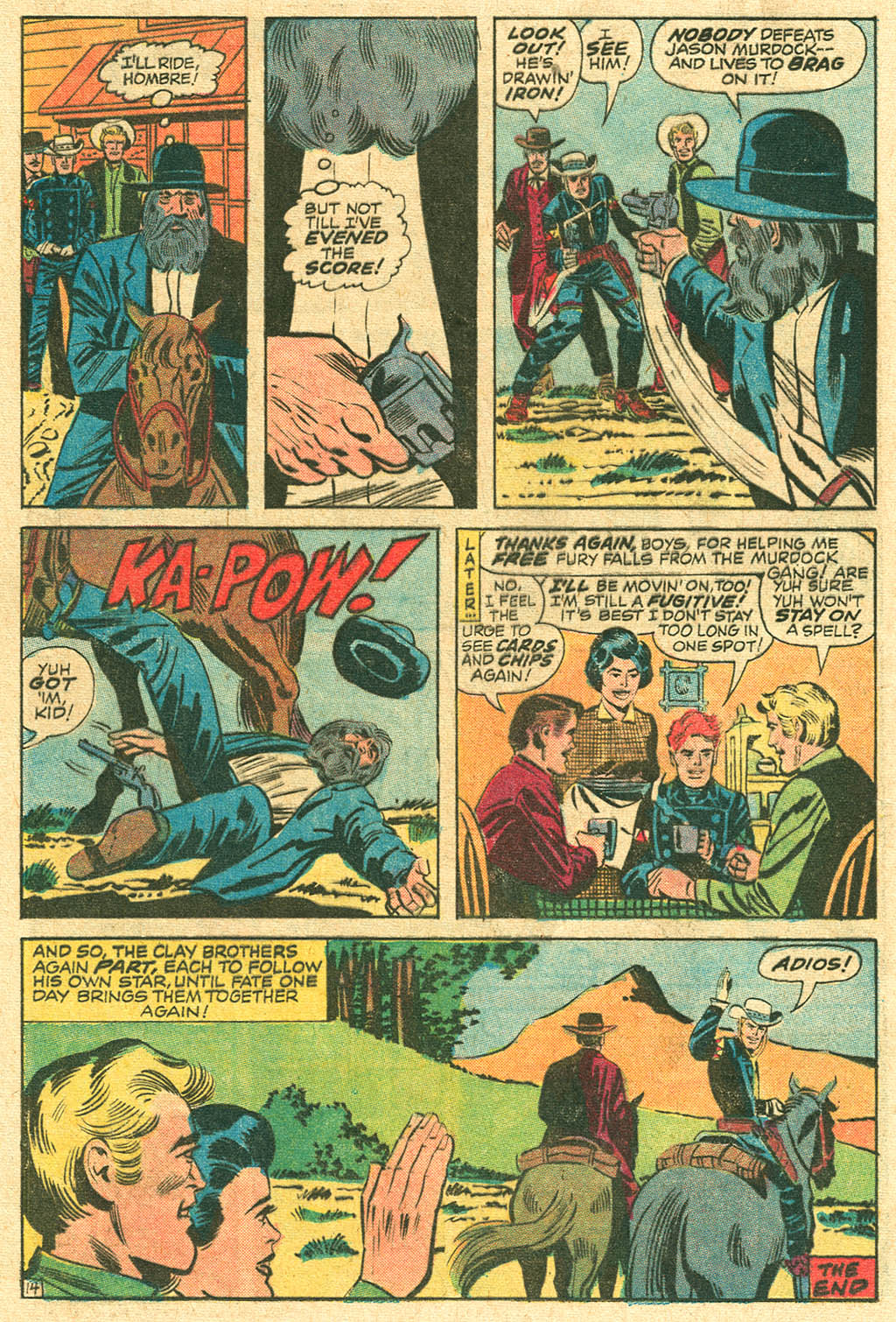 The Rawhide Kid (1955) issue 100 - Page 20