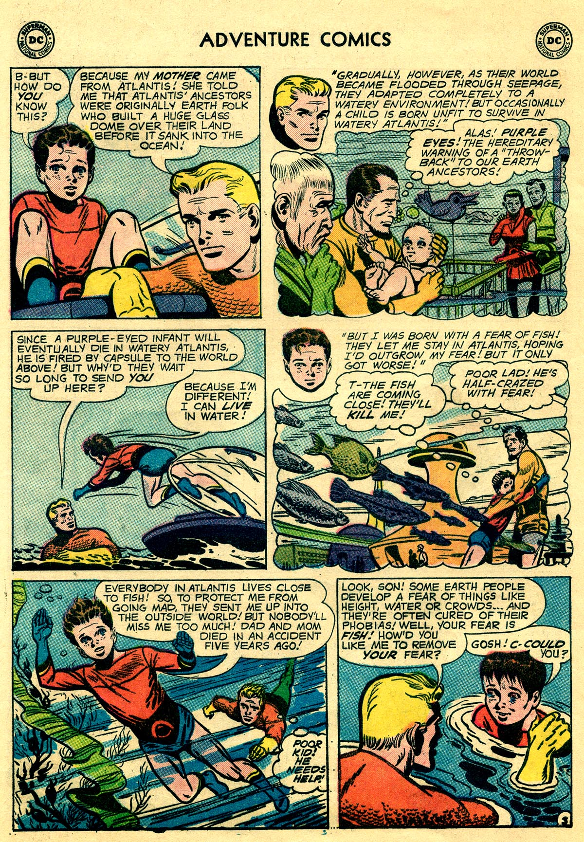 Read online Adventure Comics (1938) comic -  Issue #269 - 28