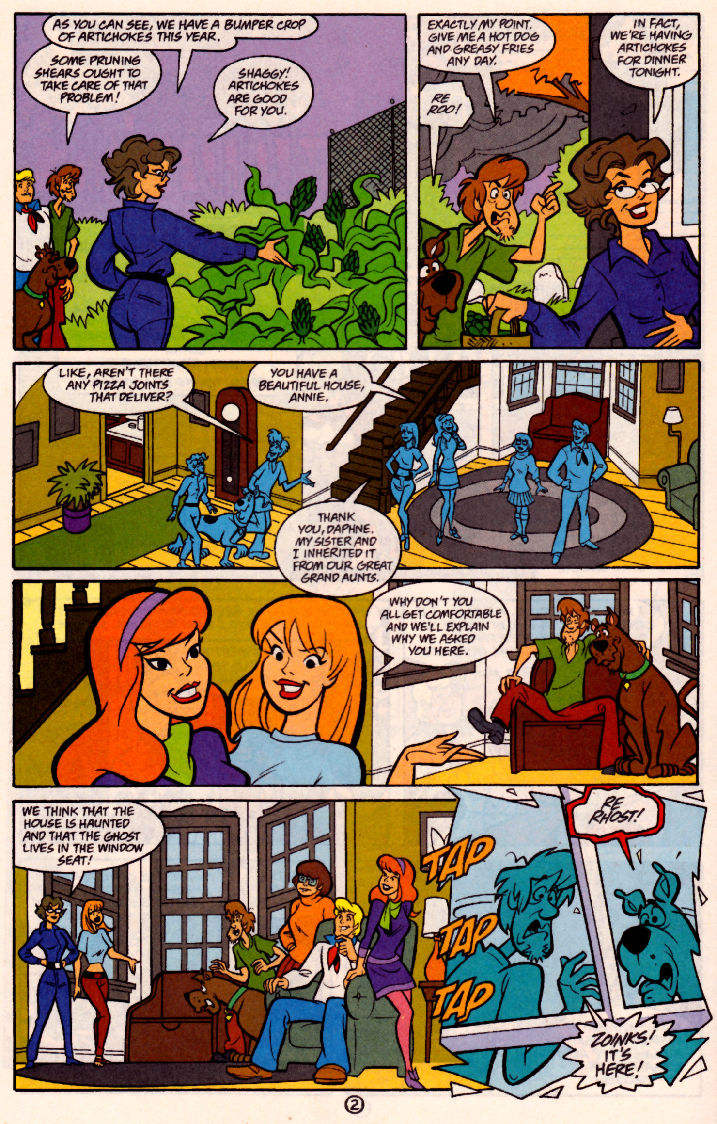 Read online Scooby-Doo (1997) comic -  Issue #31 - 15