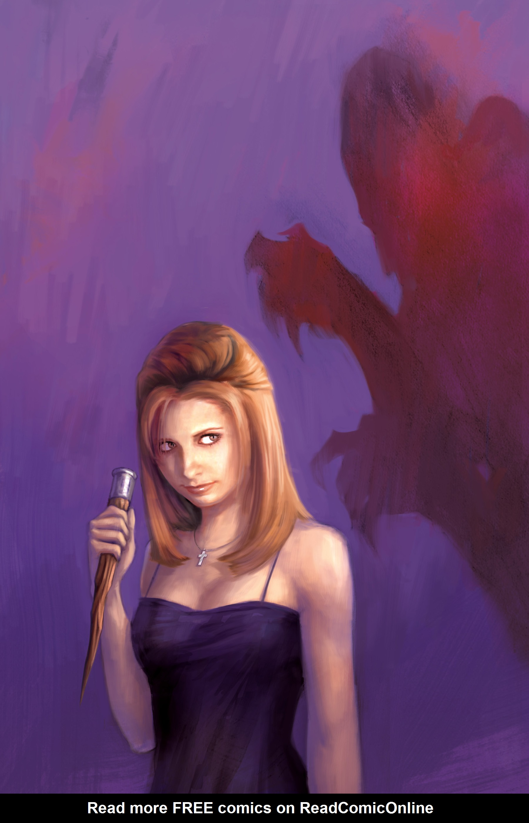 Read online Buffy the Vampire Slayer: Omnibus comic -  Issue # TPB 1 - 304