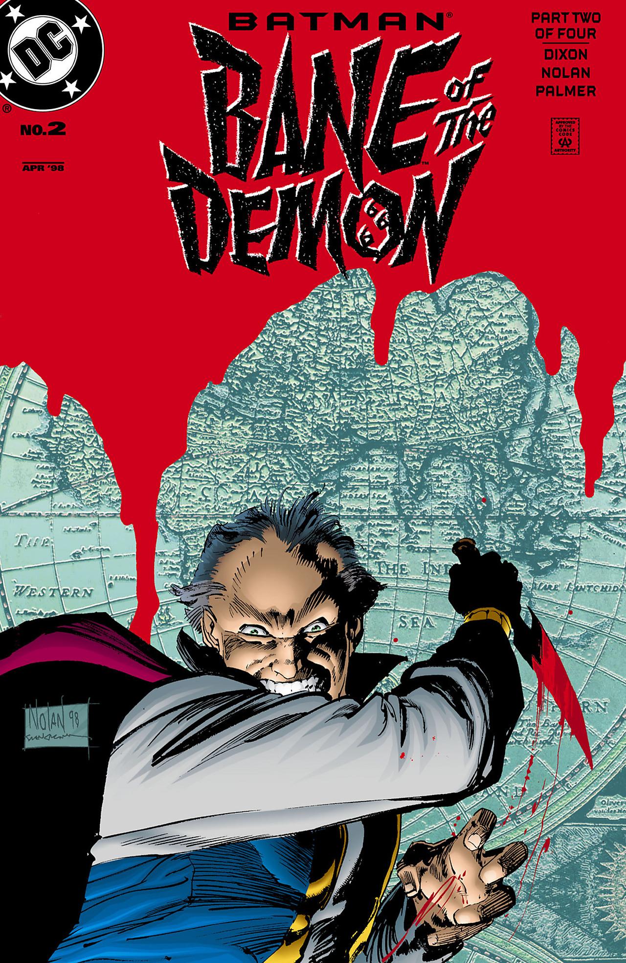 Batman: Bane of the Demon 2 Page 1