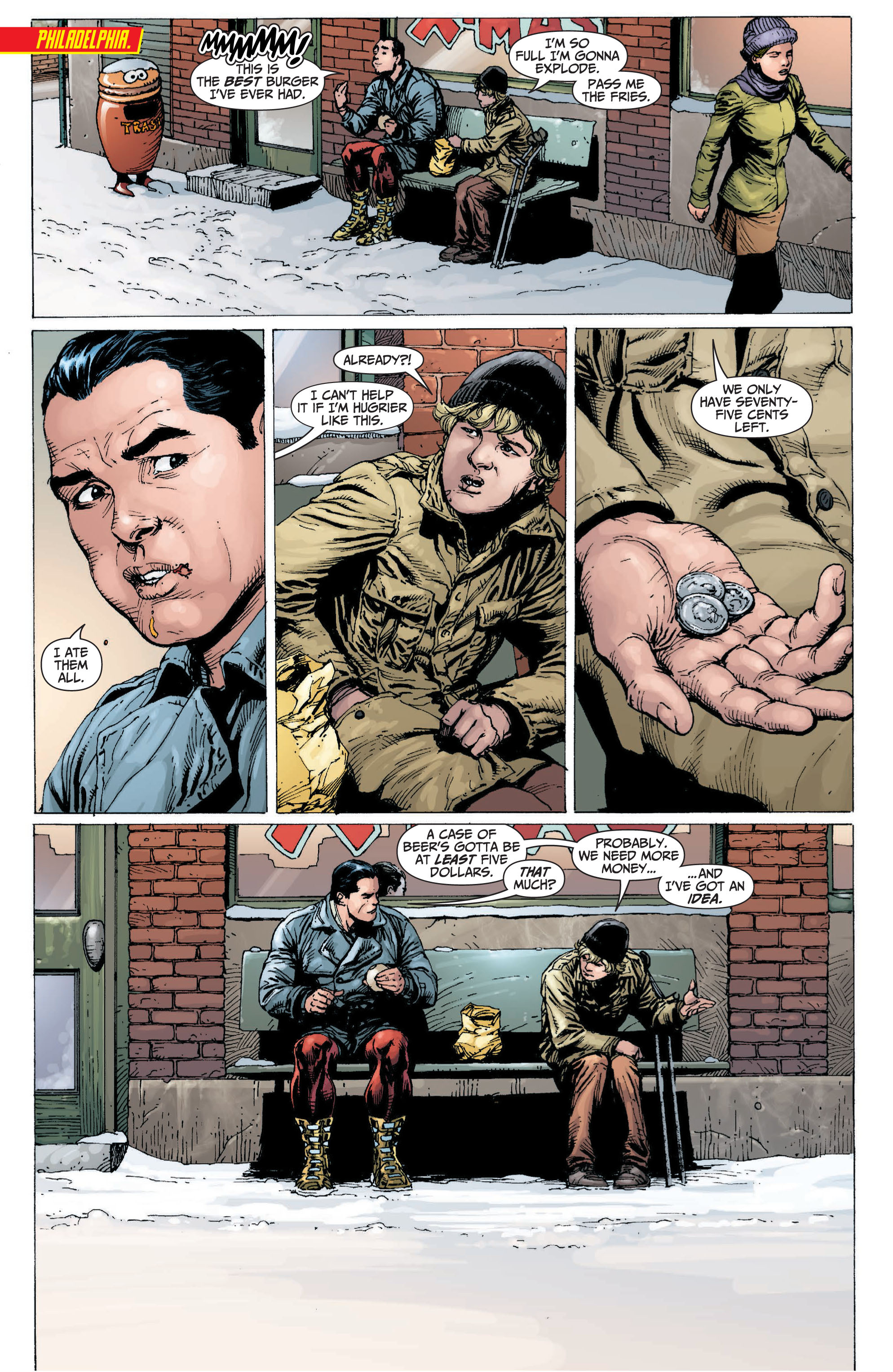 Read online Shazam! (2013) comic -  Issue #1 - 102