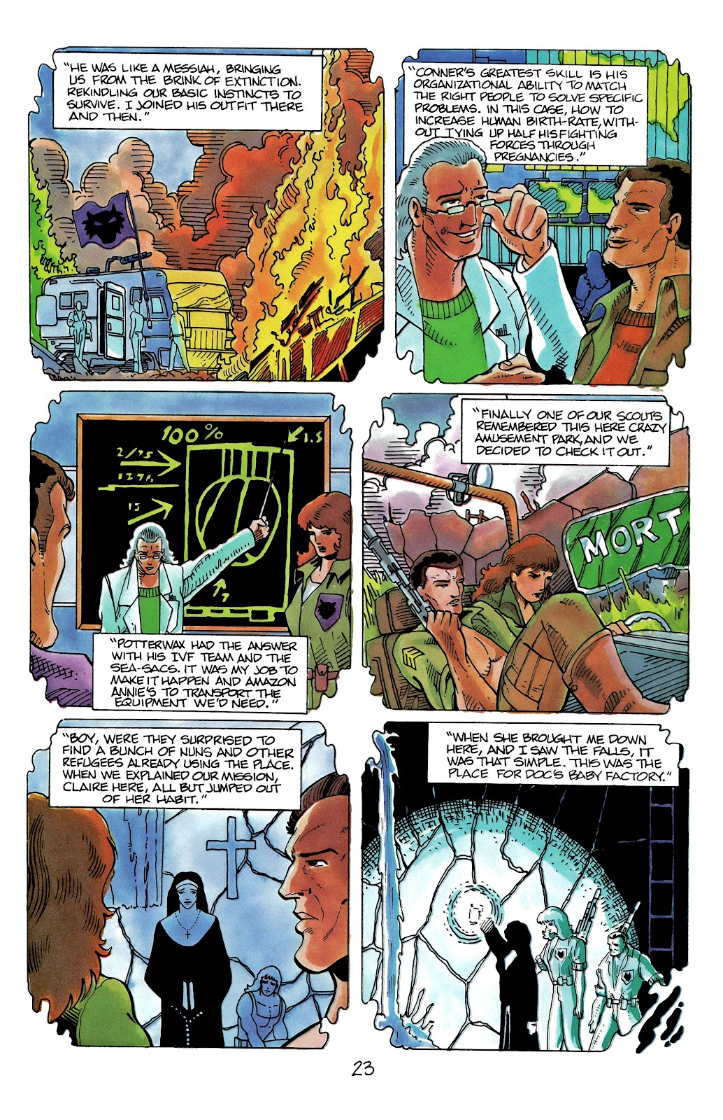 The Terminator (1988) issue 11 - Page 25