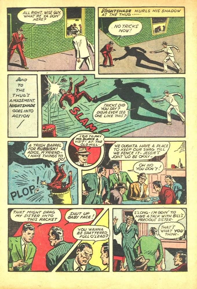 Read online Amazing Man Comics comic -  Issue #25 - 62
