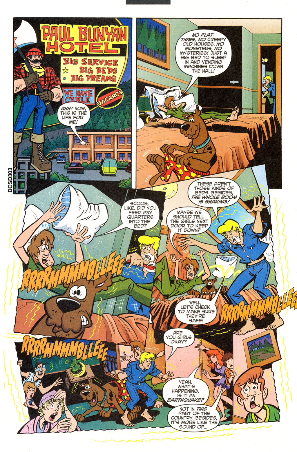 Read online Scooby-Doo (1997) comic -  Issue #96 - 2