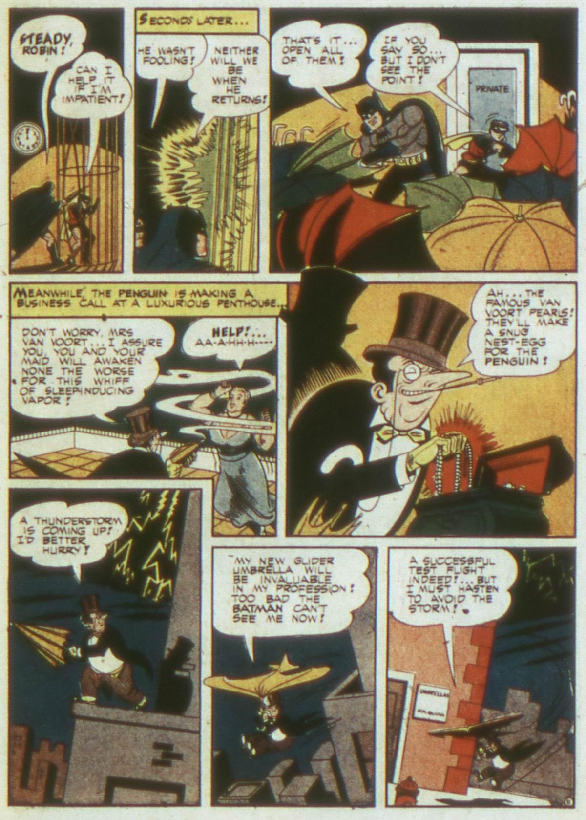 Read online Detective Comics (1937) comic -  Issue #87 - 13