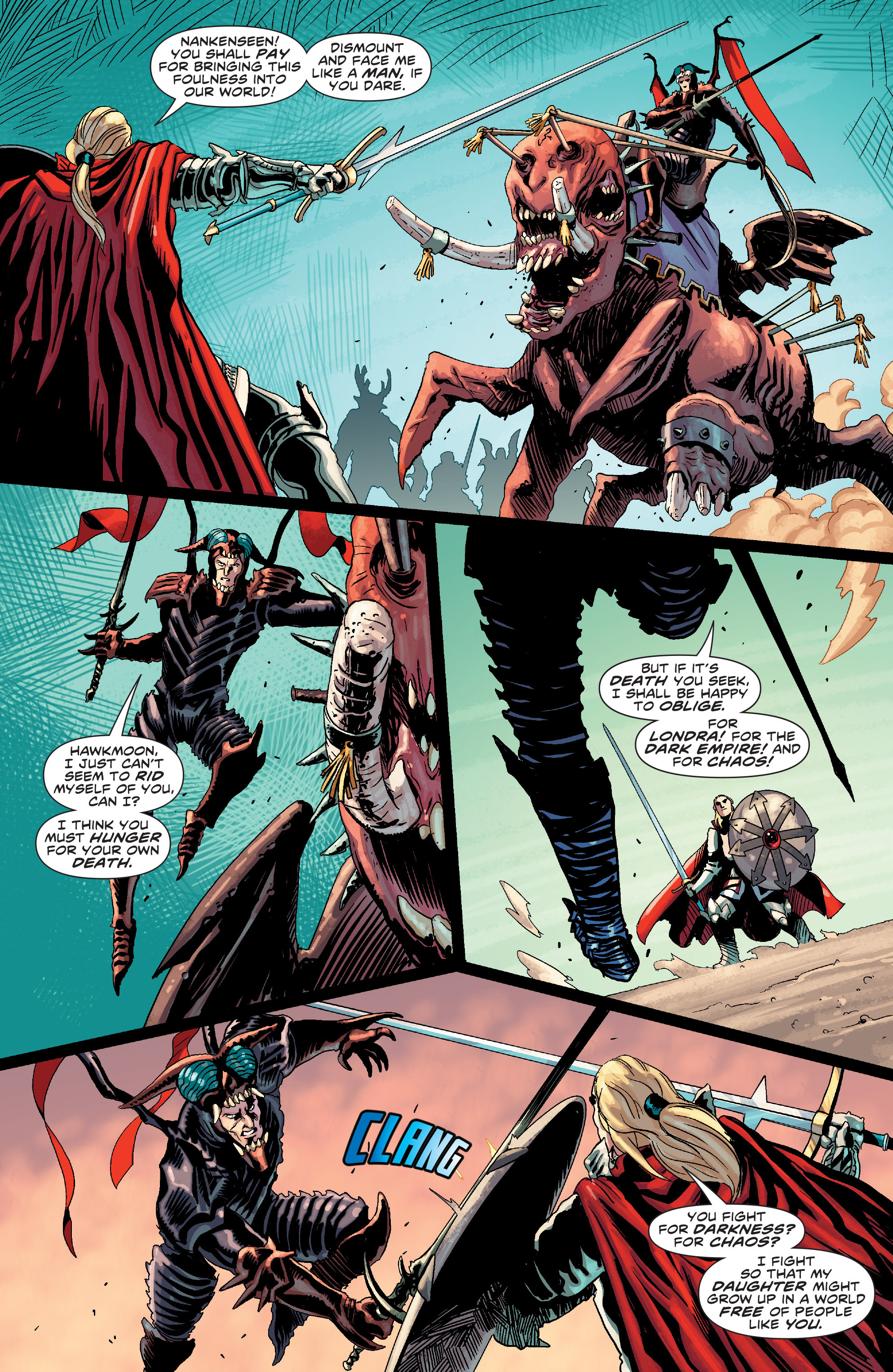 Read online Elric: The Balance Lost comic -  Issue # TPB 2 - 62