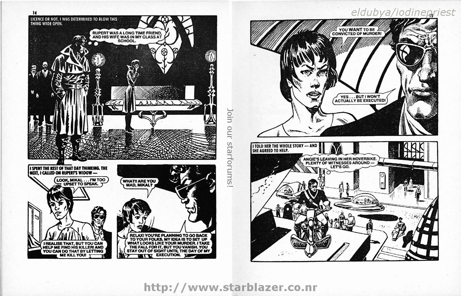 Starblazer issue 207 - Page 9