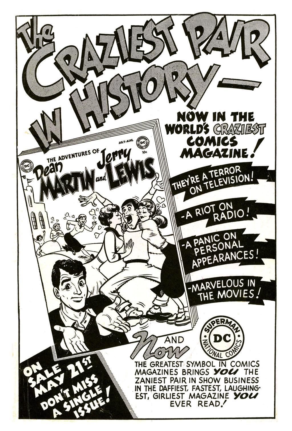 Read online Wonder Woman (1942) comic -  Issue #54 - 43