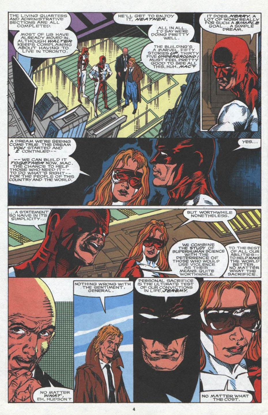 Read online Alpha Flight (1983) comic -  Issue #97 - 5