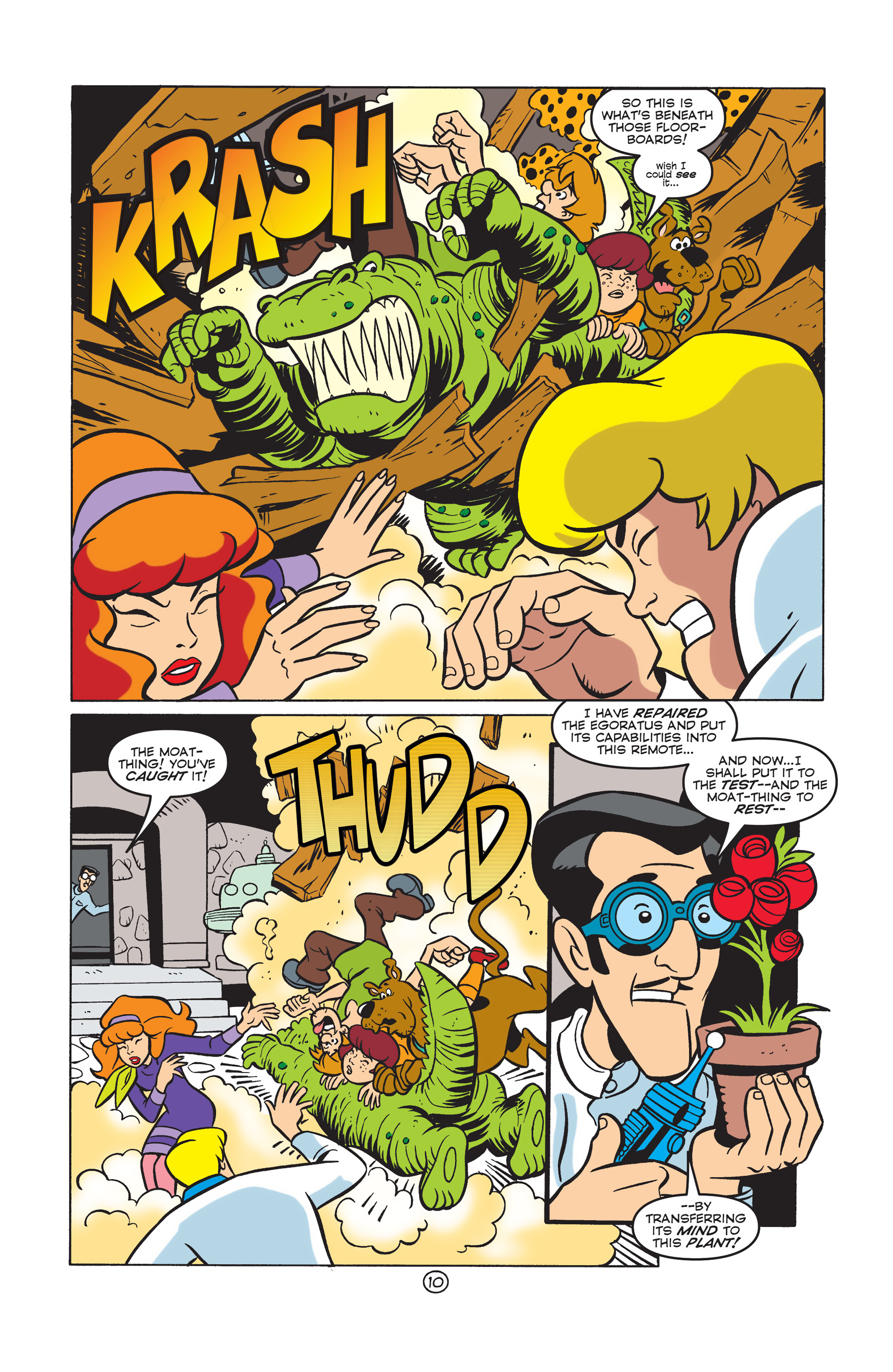 Read online Scooby-Doo (1997) comic -  Issue #48 - 21