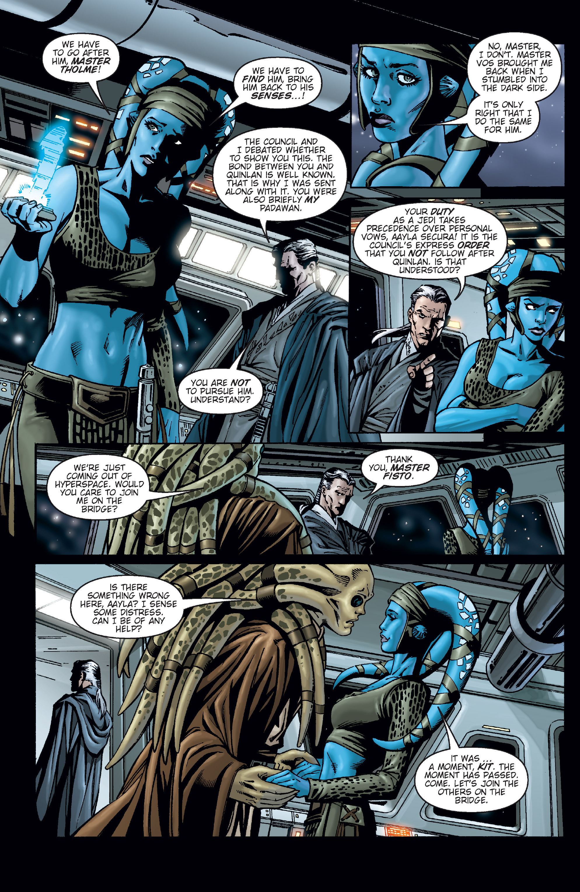 Read online Star Wars Omnibus comic -  Issue # Vol. 24 - 277