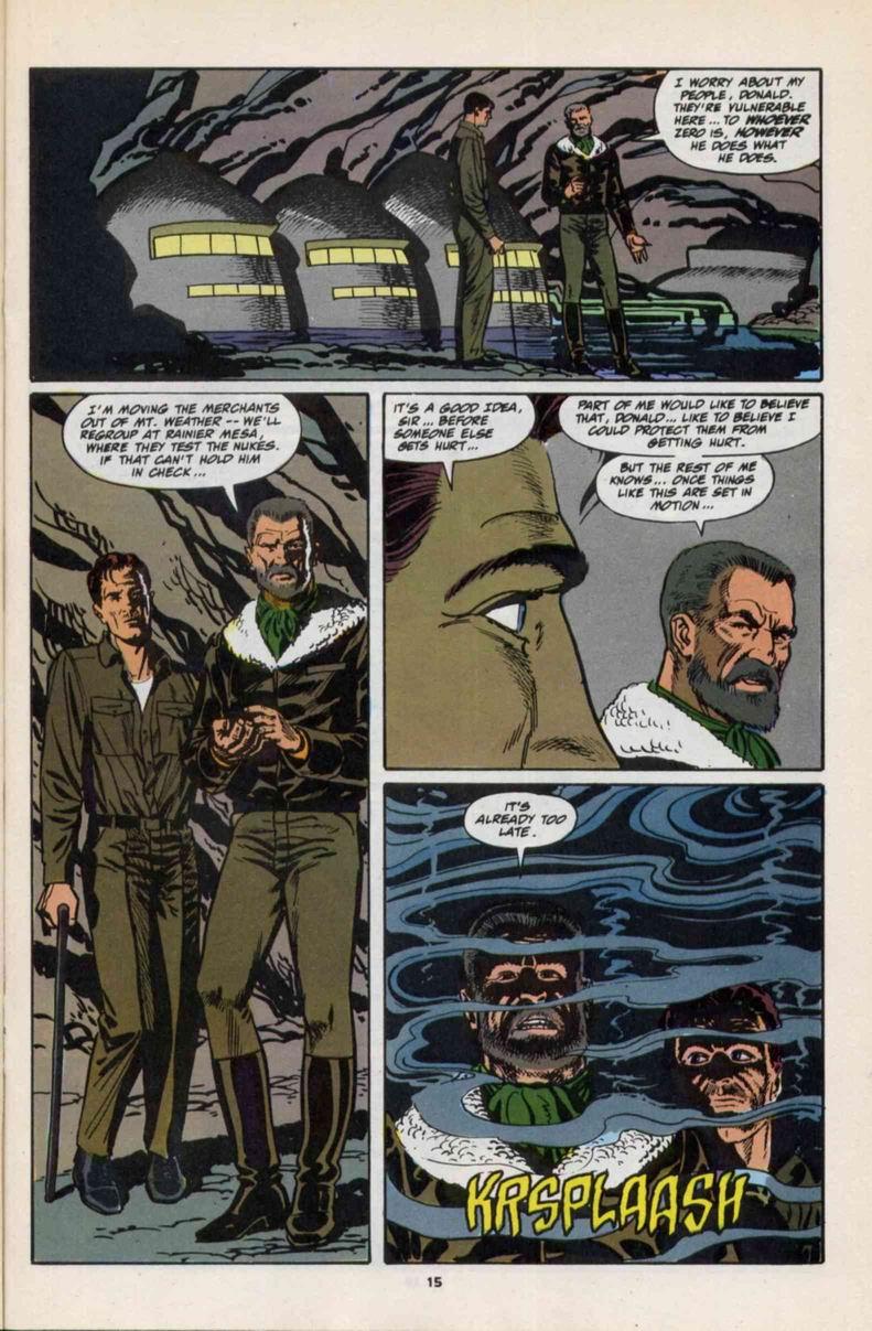 Read online Doctor Zero comic -  Issue #7 - 17