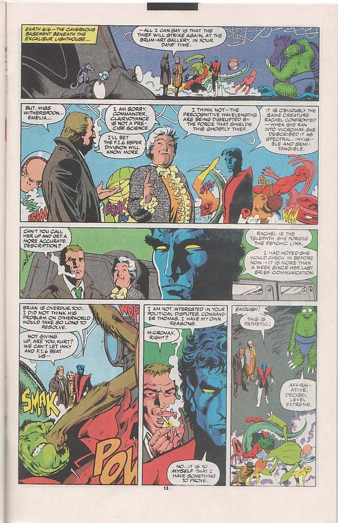 Excalibur (1988) issue 45 - Page 9
