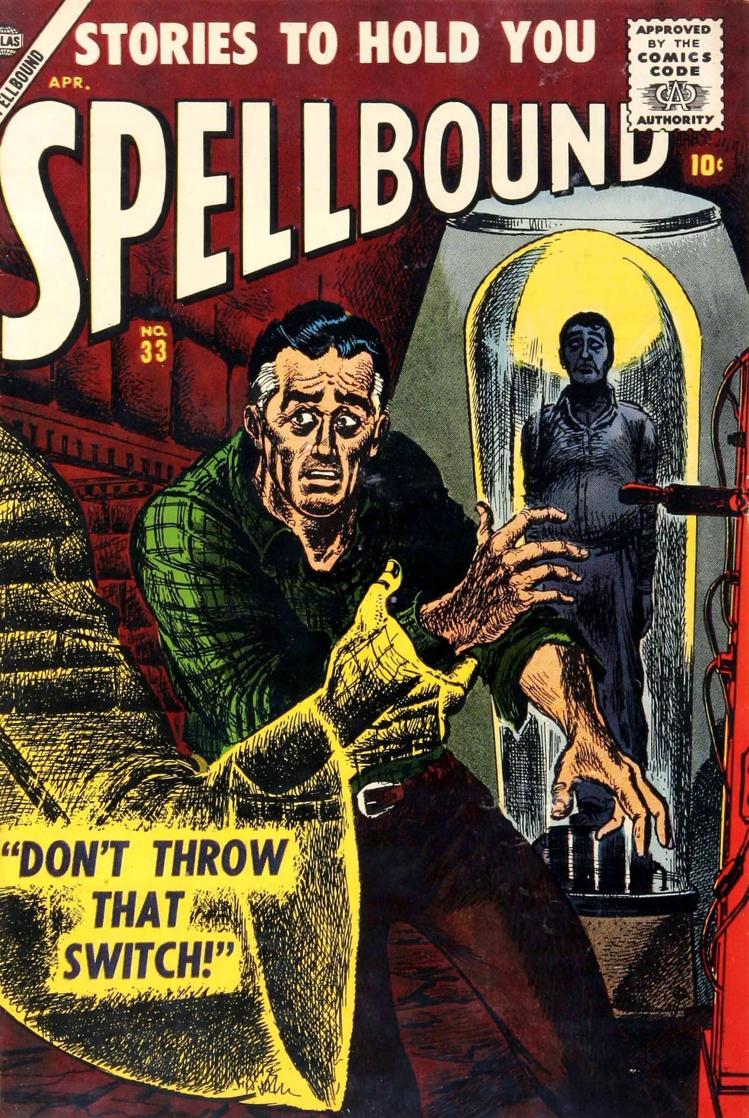 Spellbound (1952) 33 Page 1