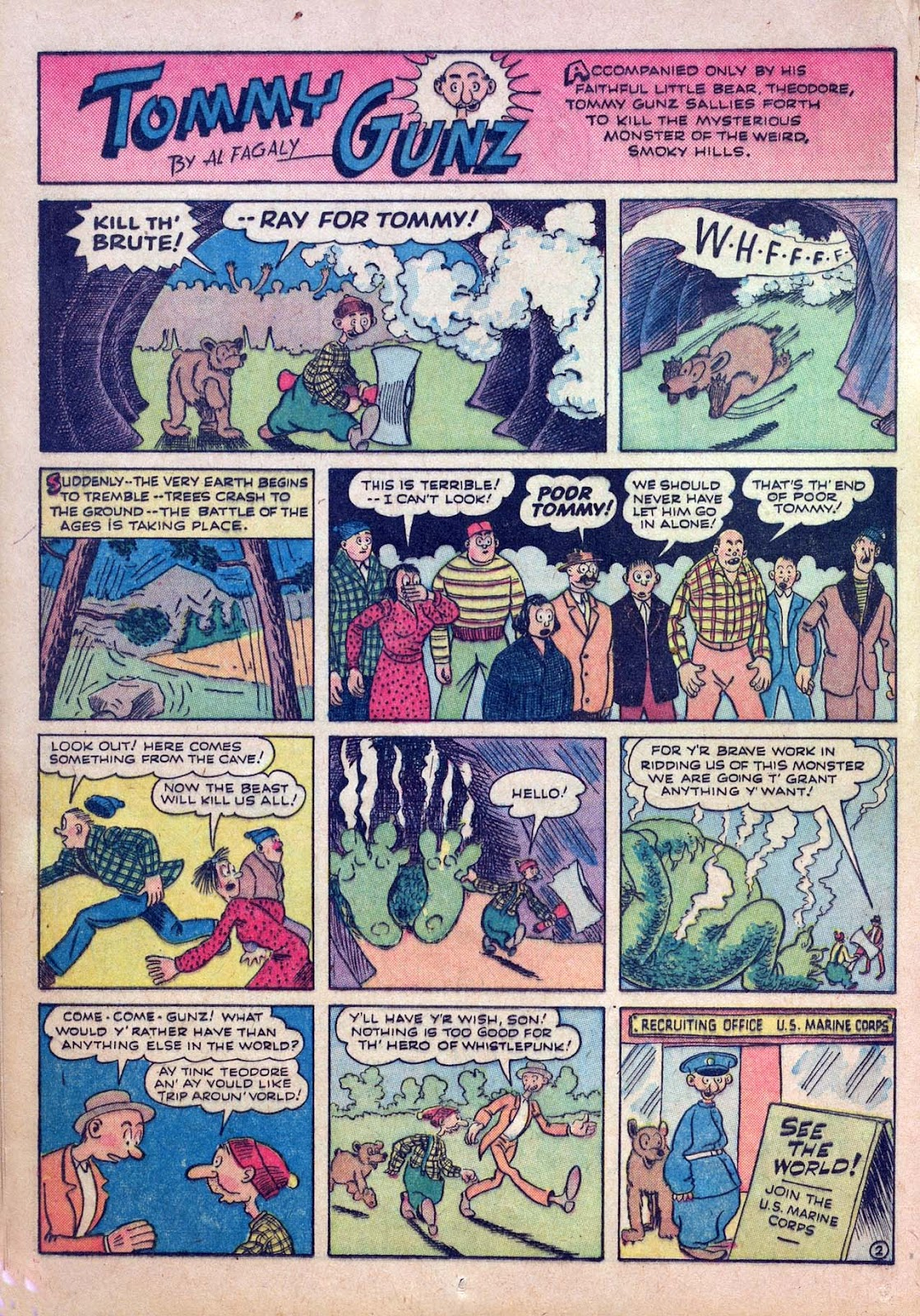 Read online Joker Comics comic -  Issue #1 - 30