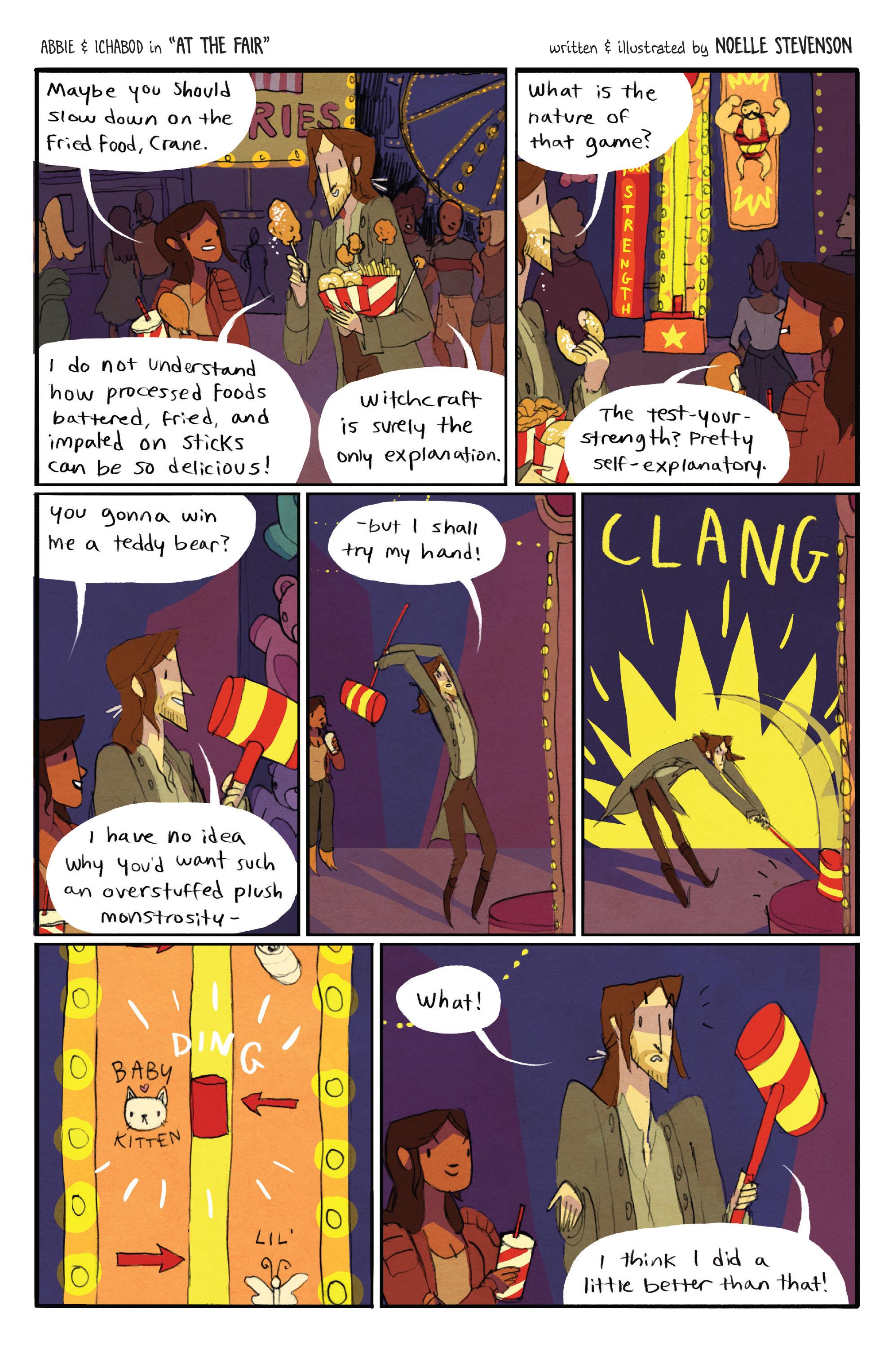 Read online Sleepy Hollow (2014) comic -  Issue #2 - 23