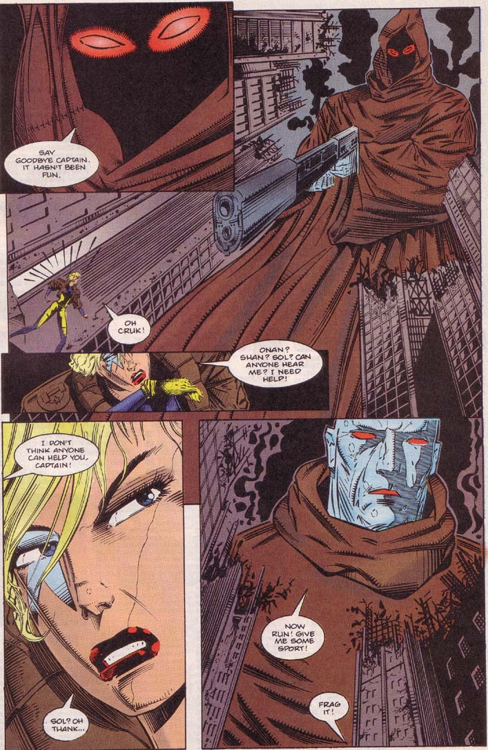 Read online Cyberspace 3000 comic -  Issue #4 - 20