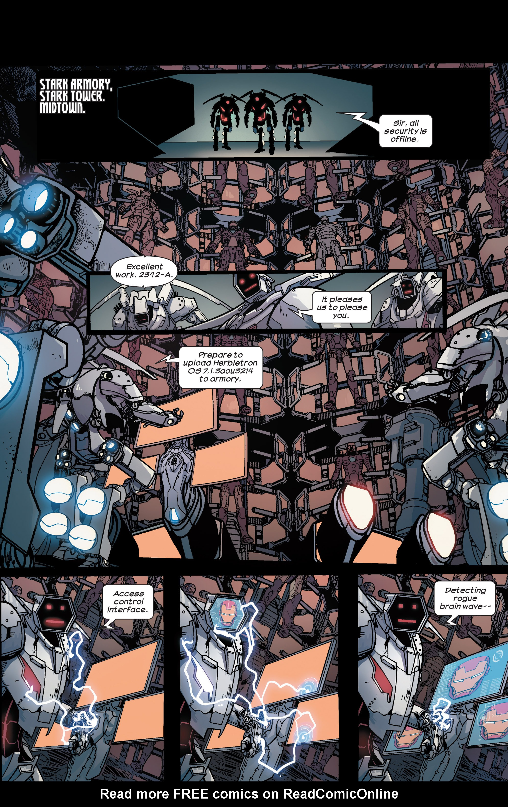 Read online Ultimate Comics Ultimates comic -  Issue #28 - 12
