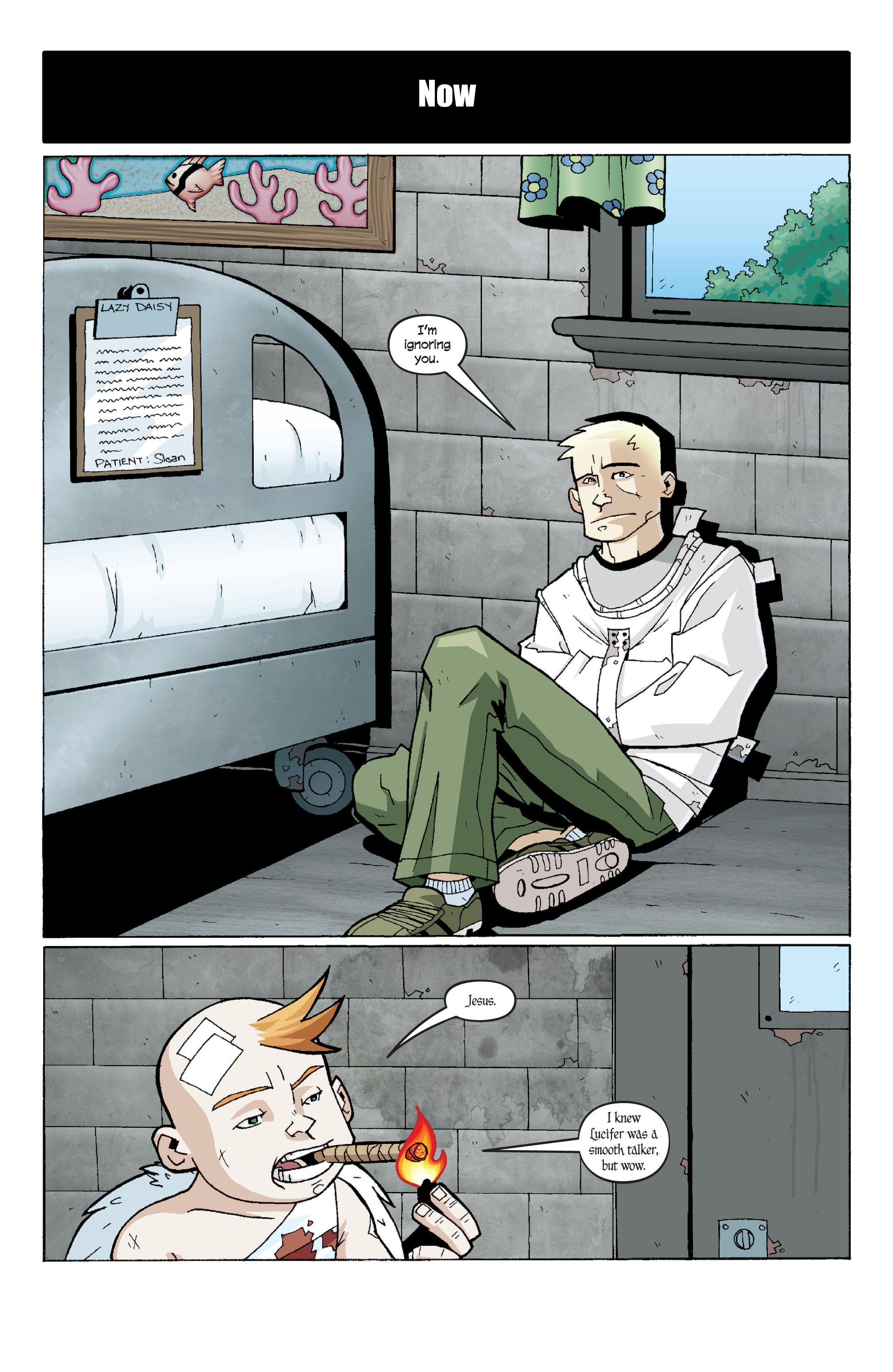Read online Killer Of Demons comic -  Issue #2 - 6