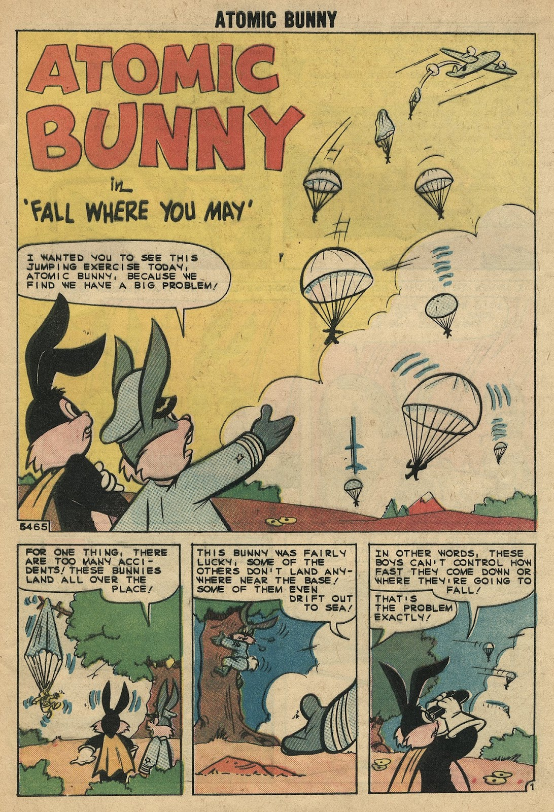 Atomic Bunny issue 18 - Page 29