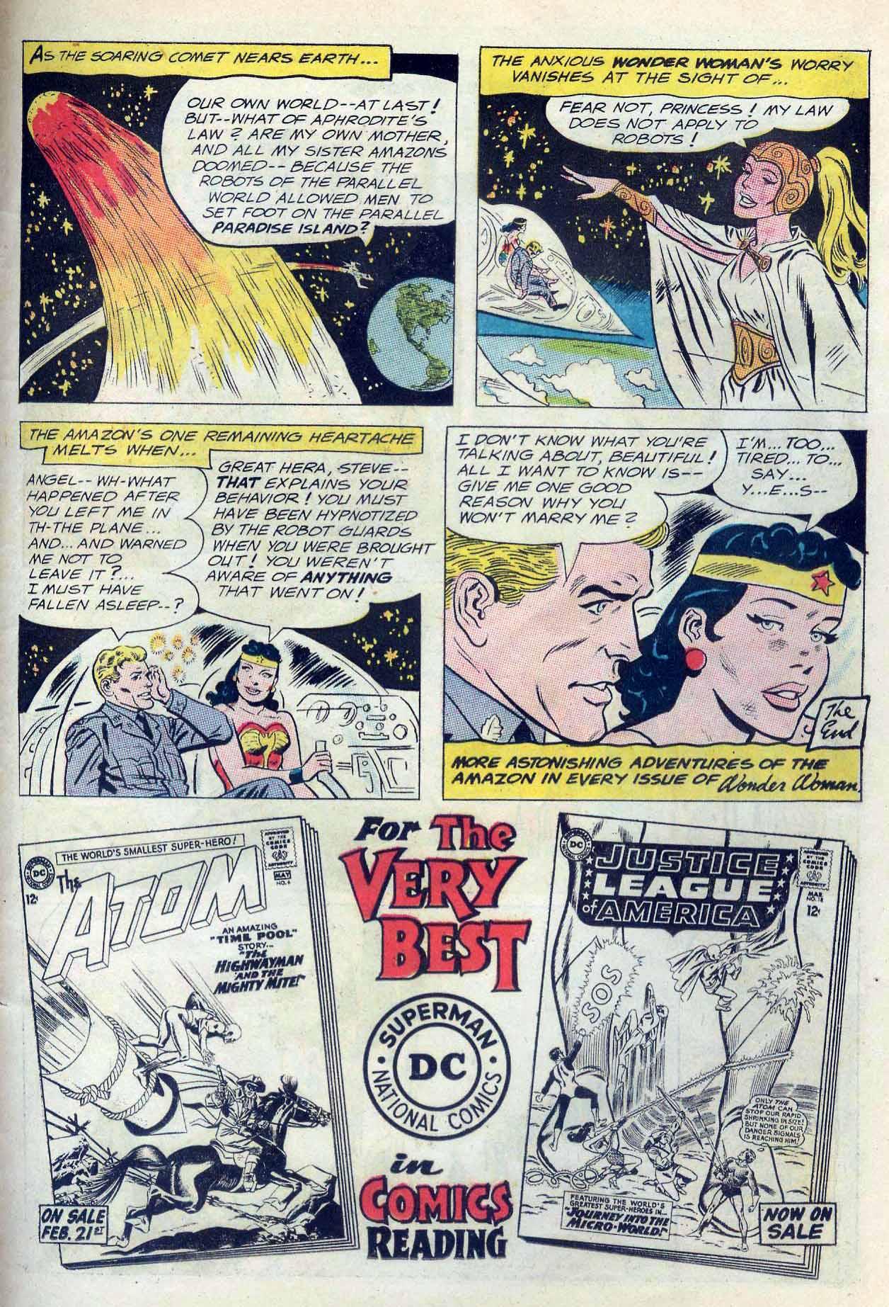 Read online Wonder Woman (1942) comic -  Issue #137 - 31
